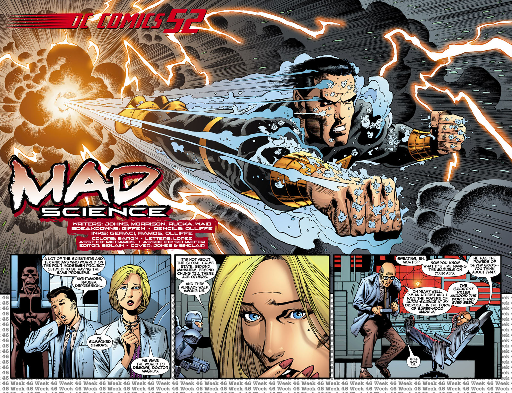 Read online 52 comic -  Issue #46 - 4