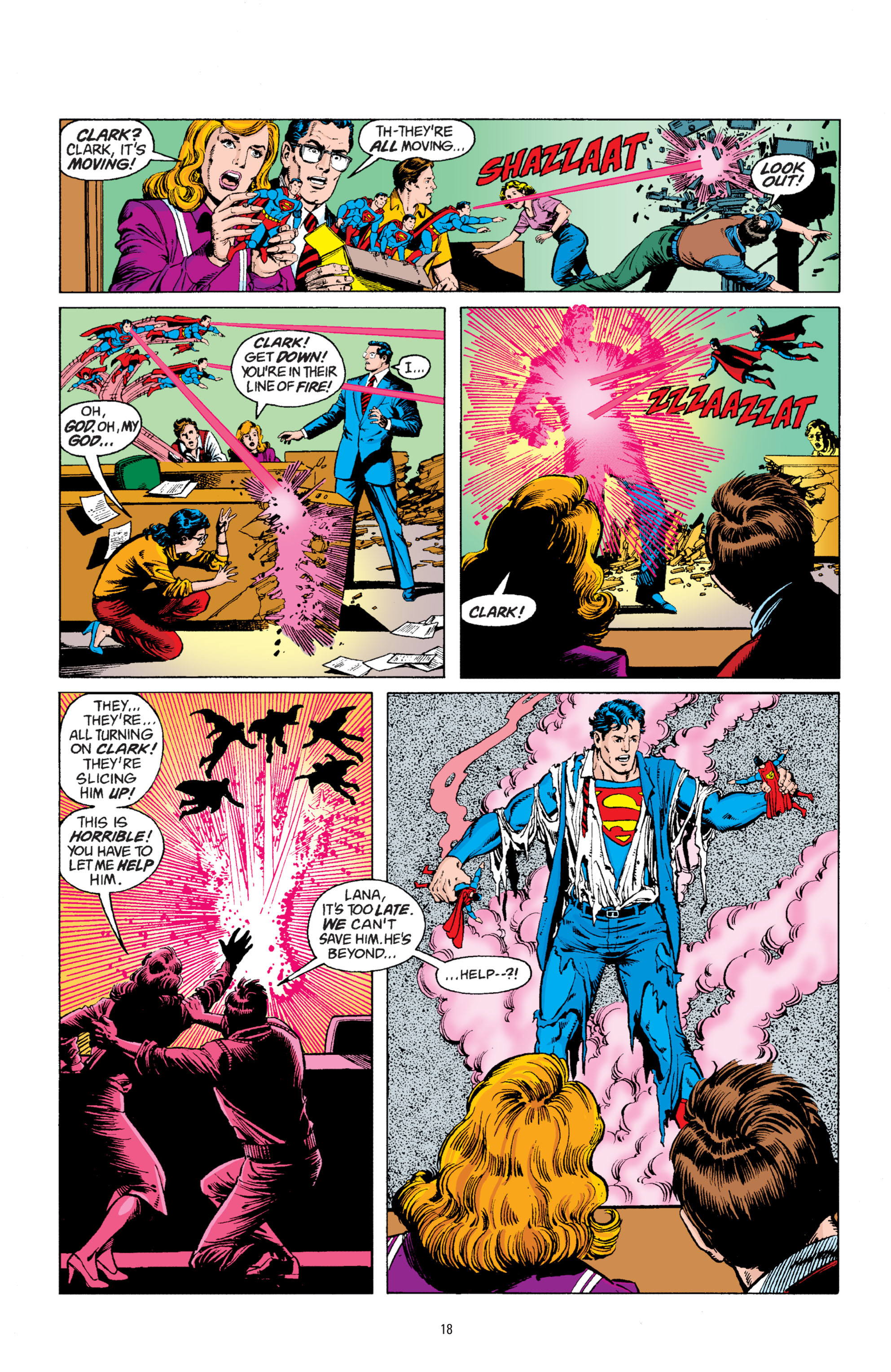 Read online Superman: Whatever Happened to the Man of Tomorrow? comic -  Issue # TPB - 17