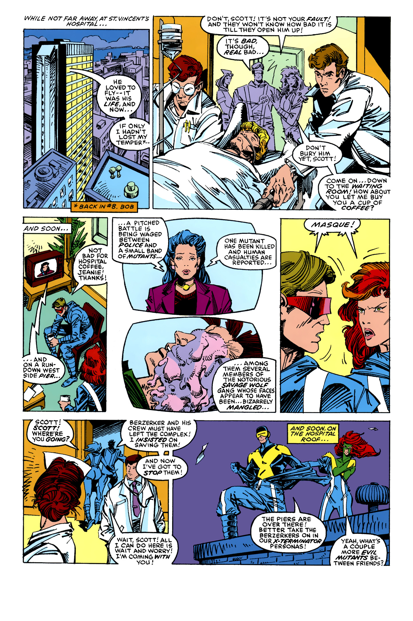 Read online X-Factor (1986) comic -  Issue #11 - 16