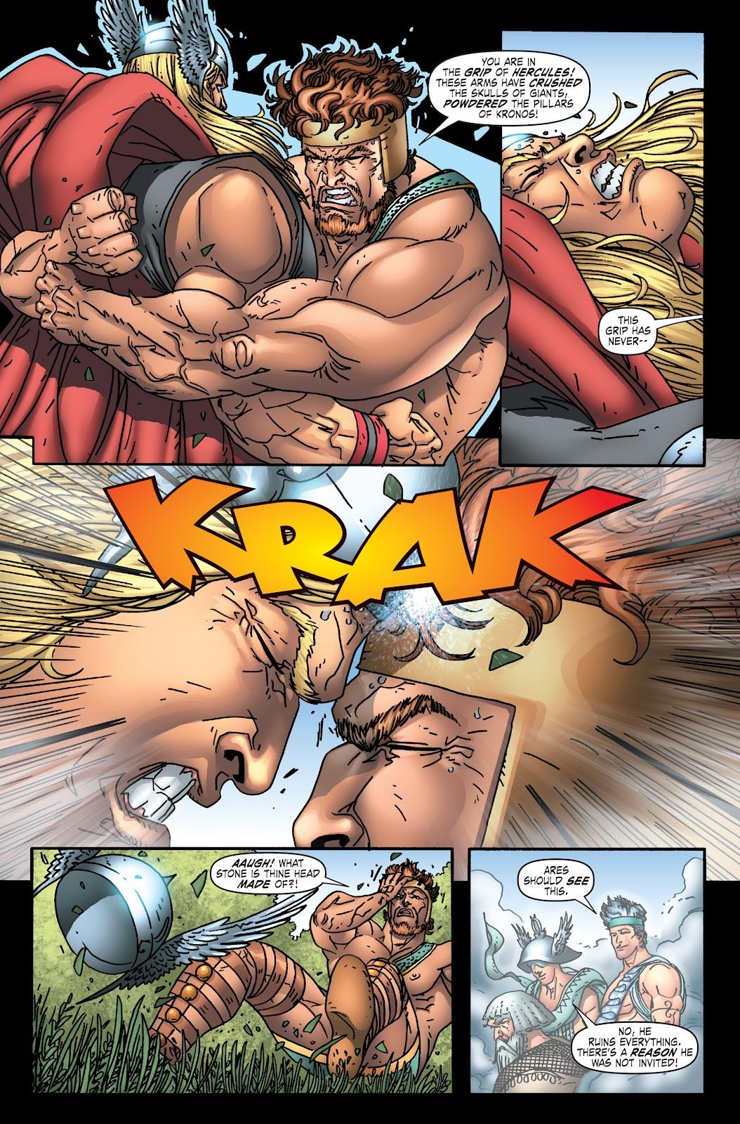 Read online Thor: Ragnaroks comic -  Issue # TPB (Part 1) - 60