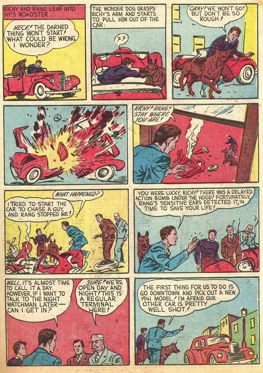 Blue Ribbon Comics (1939) issue 9 - Page 15
