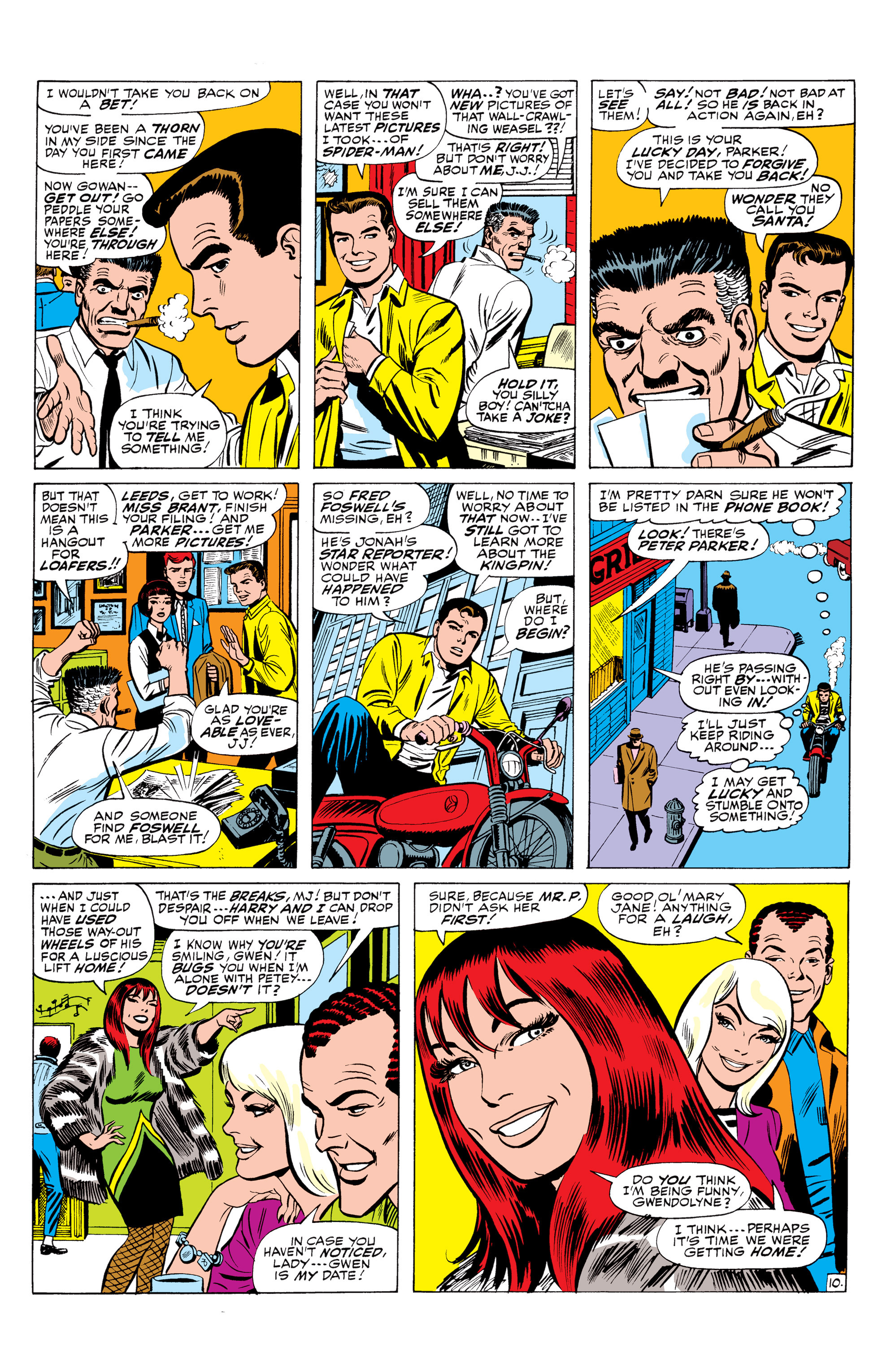 The Amazing Spider-Man (1963) 51 Page 10