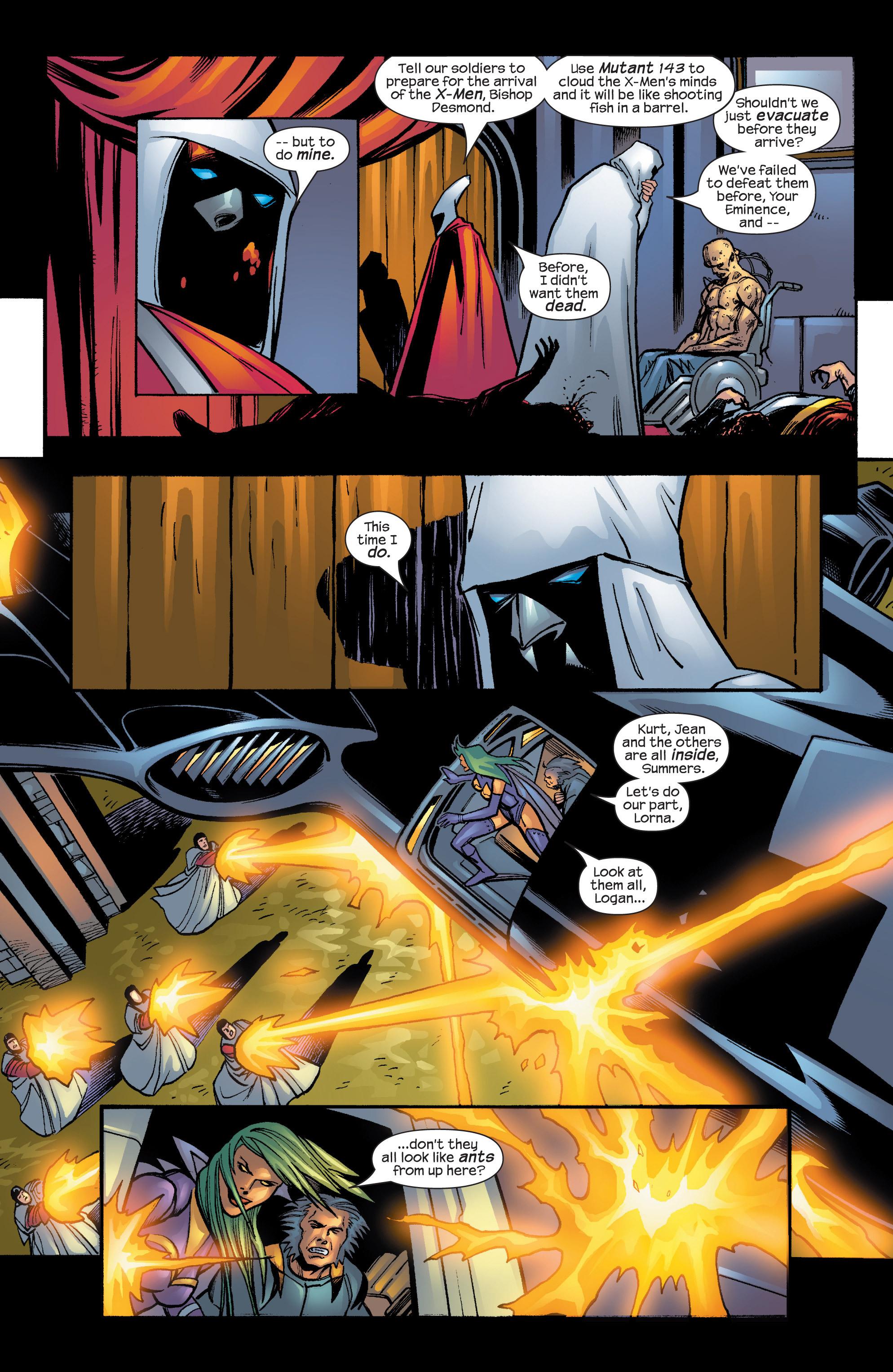 Read online Uncanny X-Men (1963) comic -  Issue #424 - 10