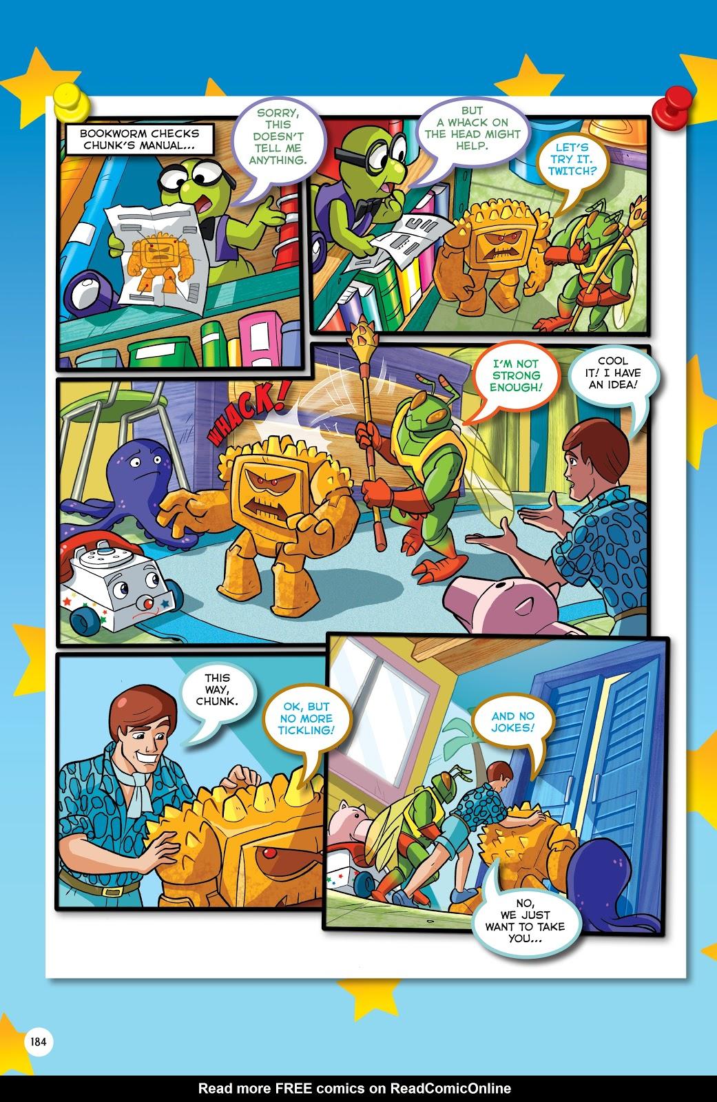 Read online DISNEY·PIXAR Toy Story Adventures comic -  Issue # TPB 1 (Part 2) - 84