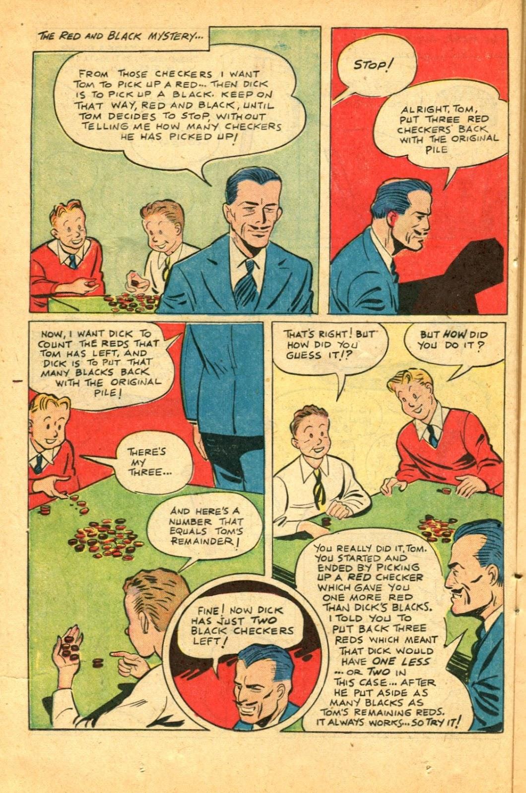 Read online Super-Magician Comics comic -  Issue #49 - 24