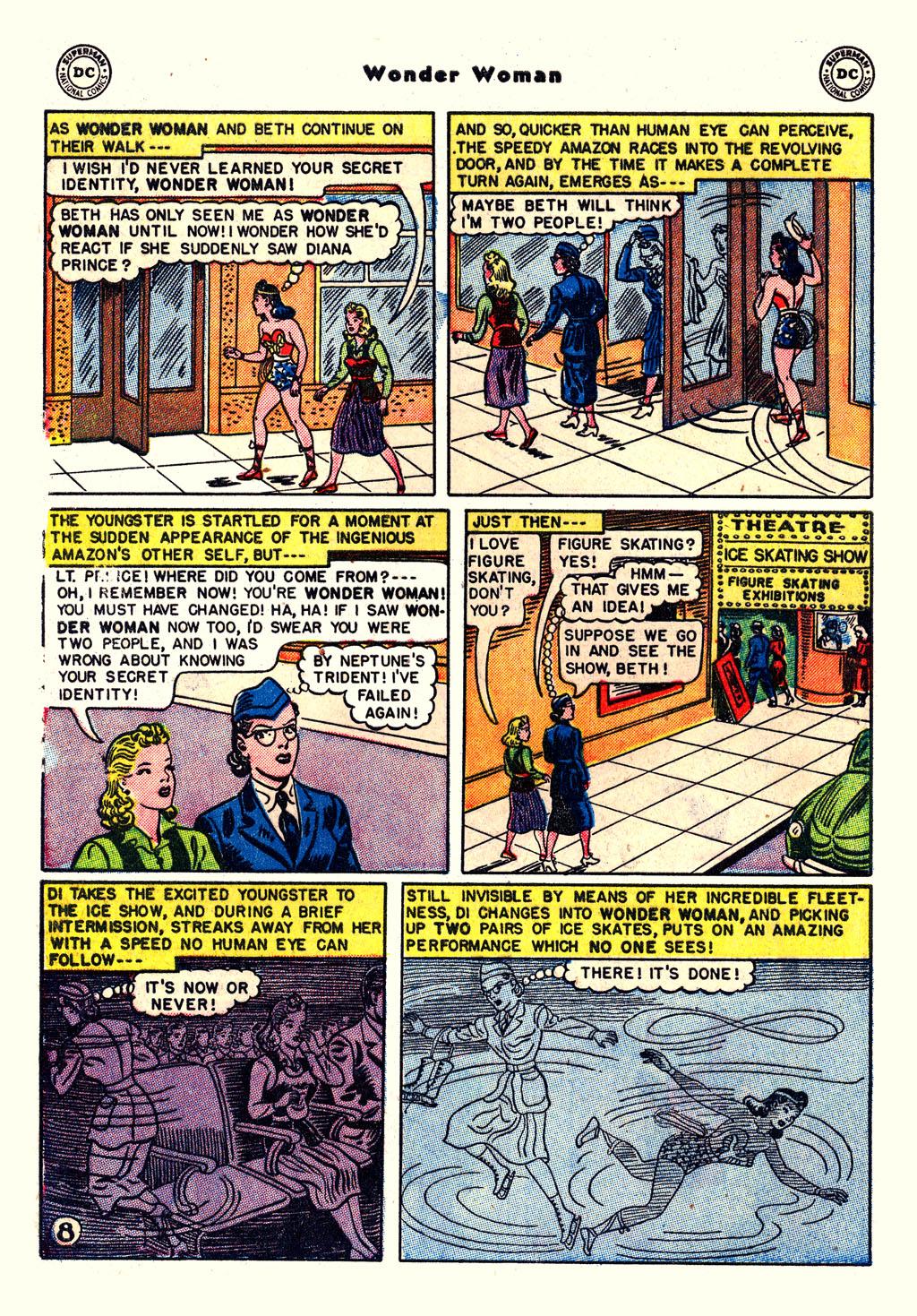 Read online Wonder Woman (1942) comic -  Issue #54 - 38