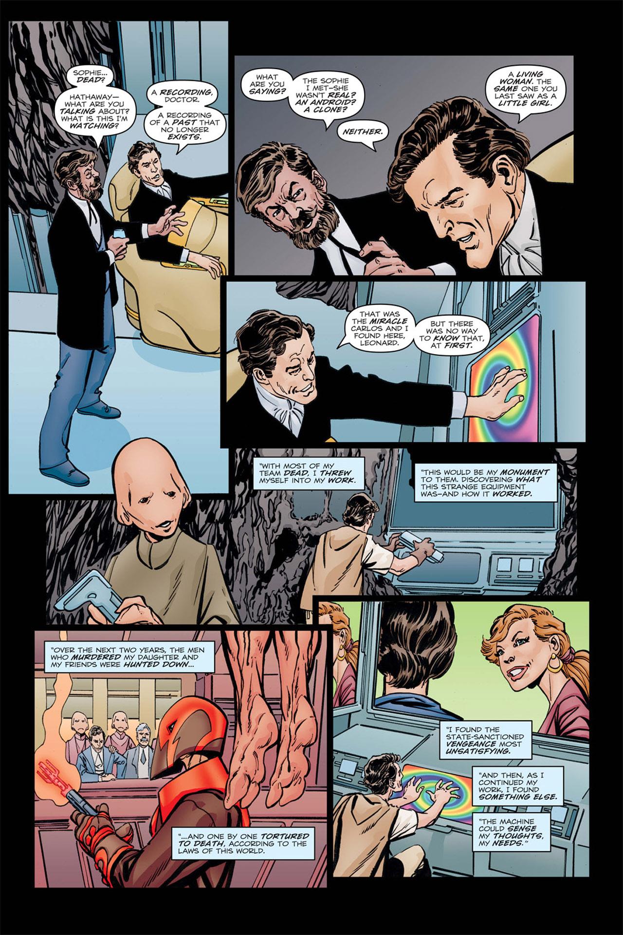 Read online Star Trek: Leonard McCoy, Frontier Doctor comic -  Issue #4 - 22