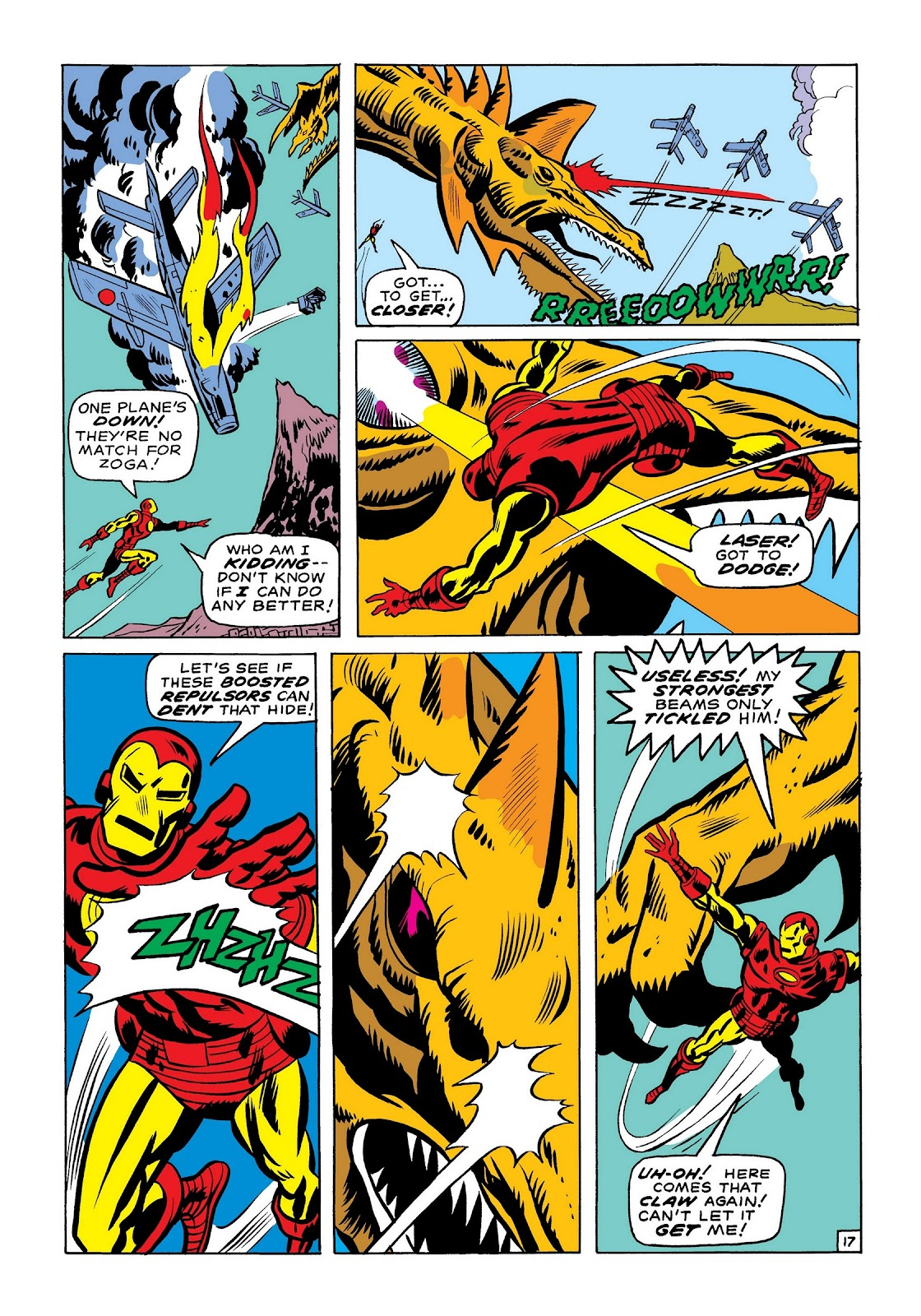 Read online Marvel Masterworks: The Invincible Iron Man comic -  Issue # TPB 7 (Part 2) - 5