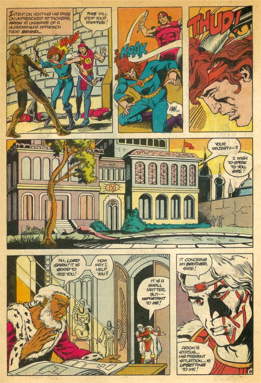Read online Arion, Lord of Atlantis comic -  Issue #24 - 9