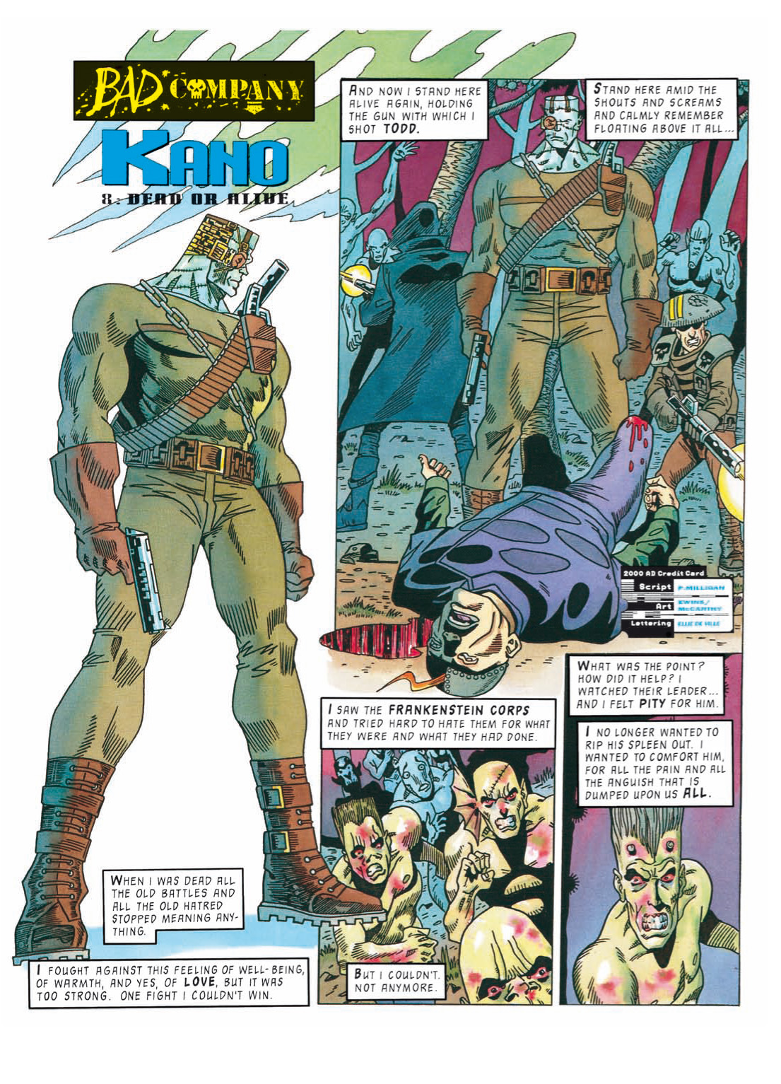 Read online The Complete Bad Company comic -  Issue # TPB - 305