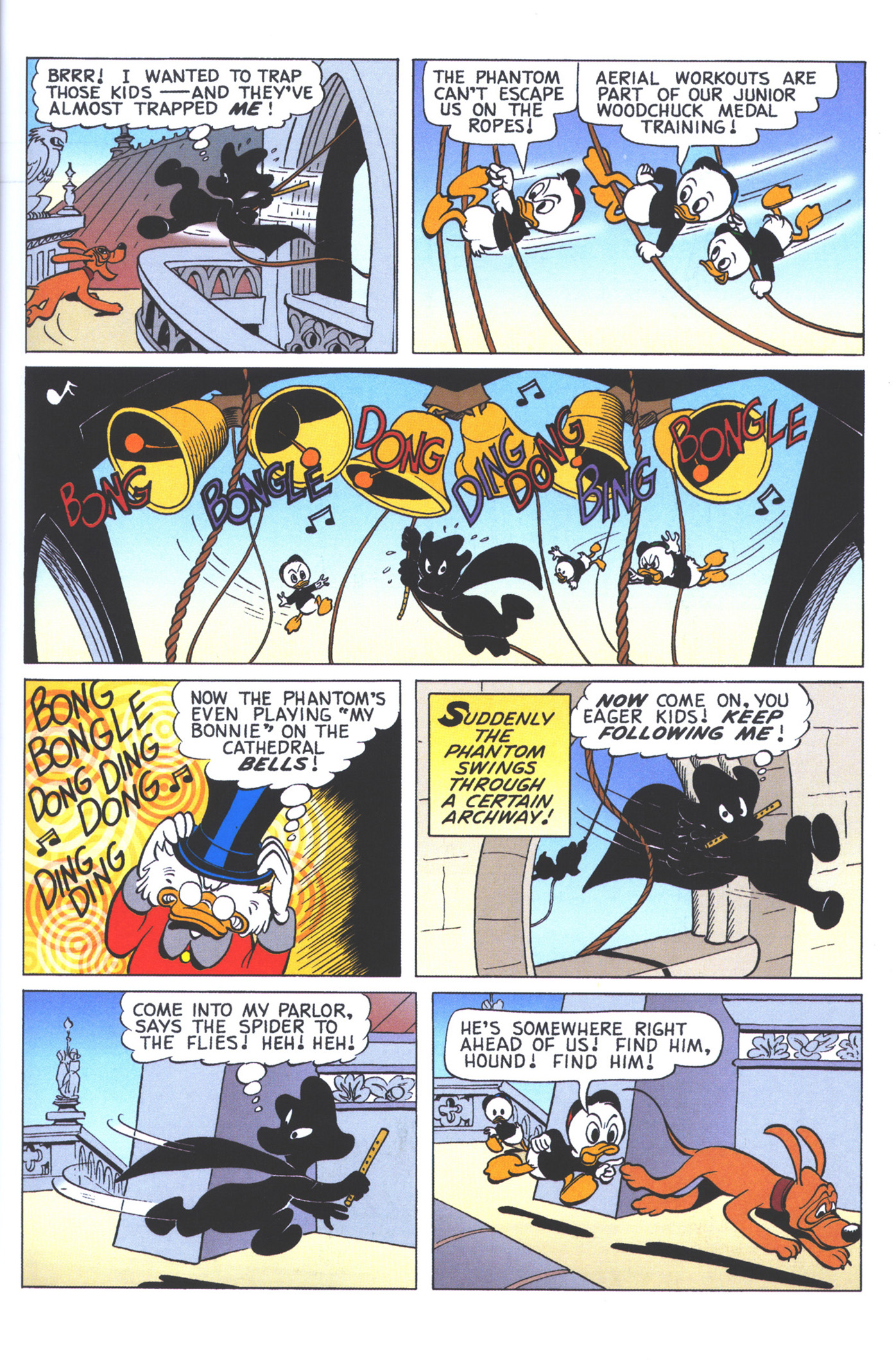 Read online Uncle Scrooge (1953) comic -  Issue #379 - 19
