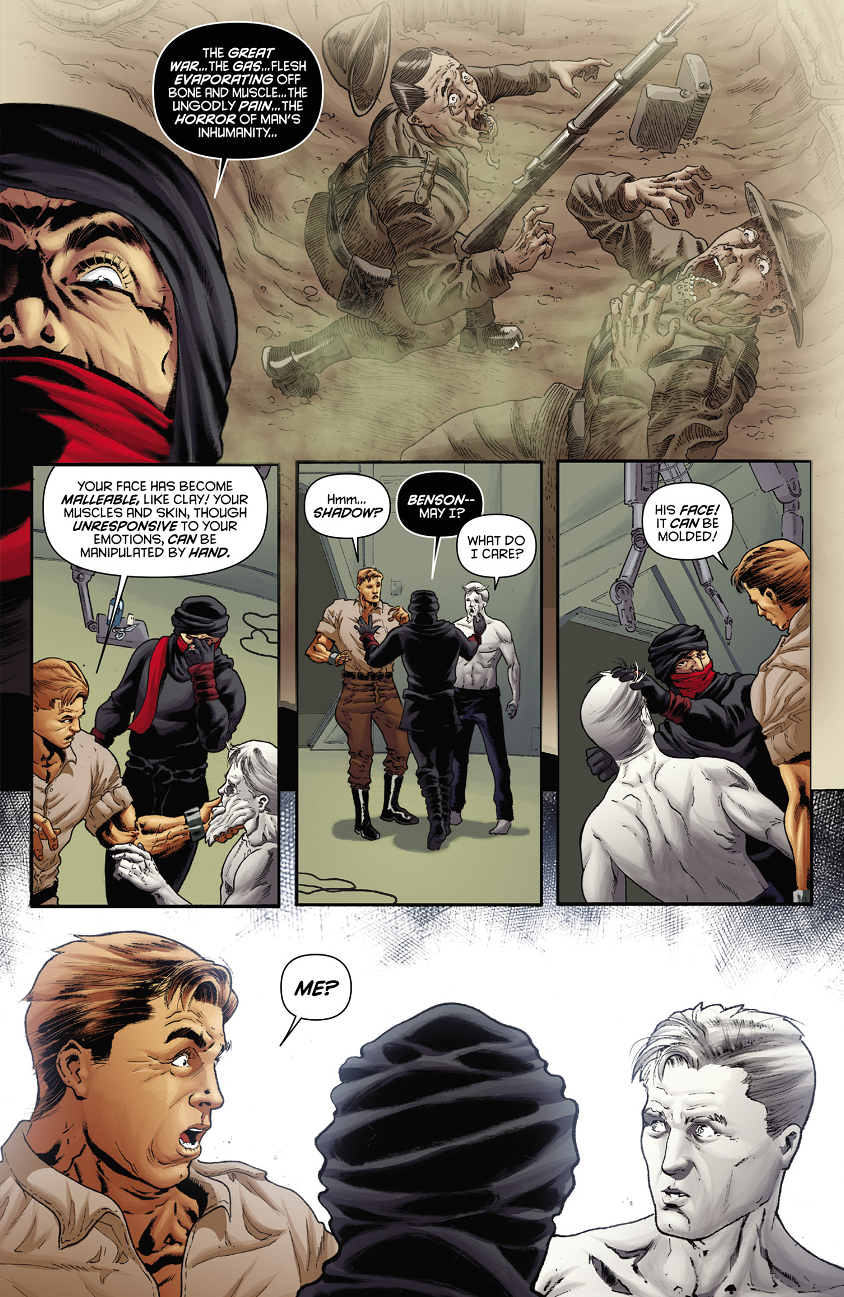 Read online Justice, Inc. comic -  Issue #3 - 18