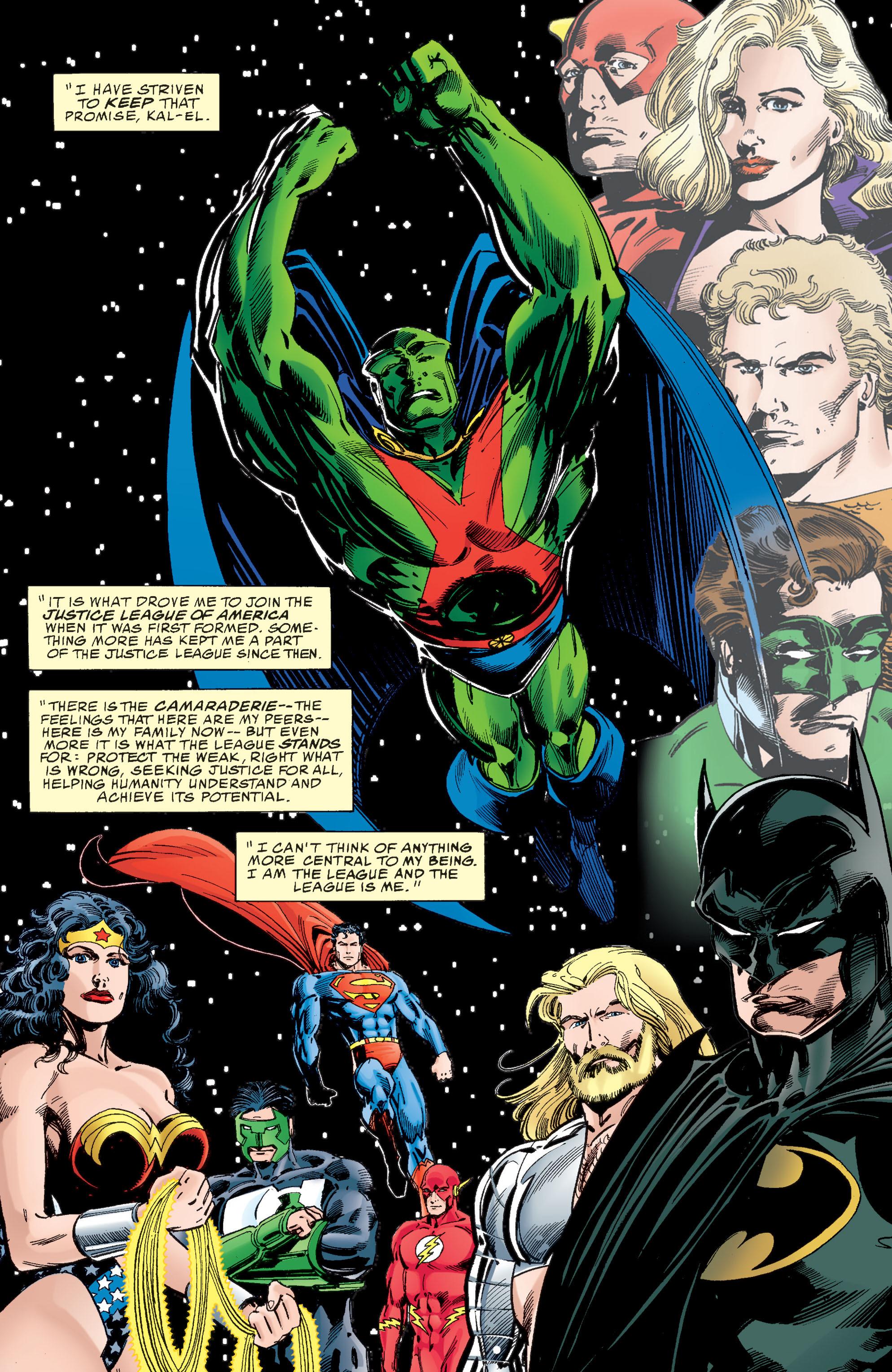 Read online Martian Manhunter: Son of Mars comic -  Issue # TPB - 28