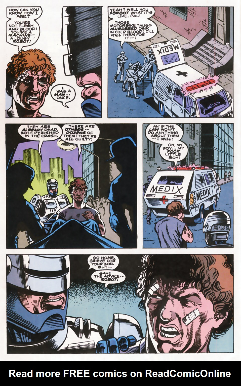 Read online Robocop (1990) comic -  Issue #10 - 3