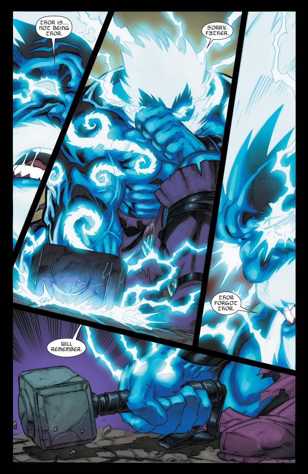World War Hulks: Spider-Man vs. Thor Issue #2 #2 - English 19