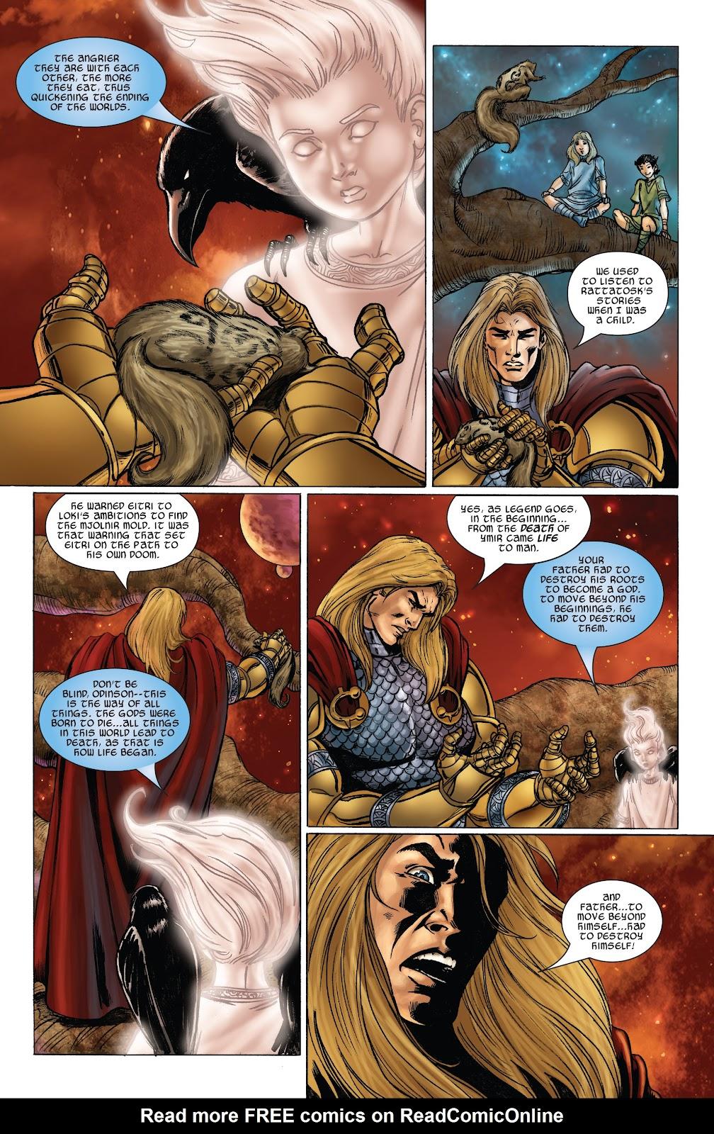 Read online Thor: Ragnaroks comic -  Issue # TPB (Part 3) - 11
