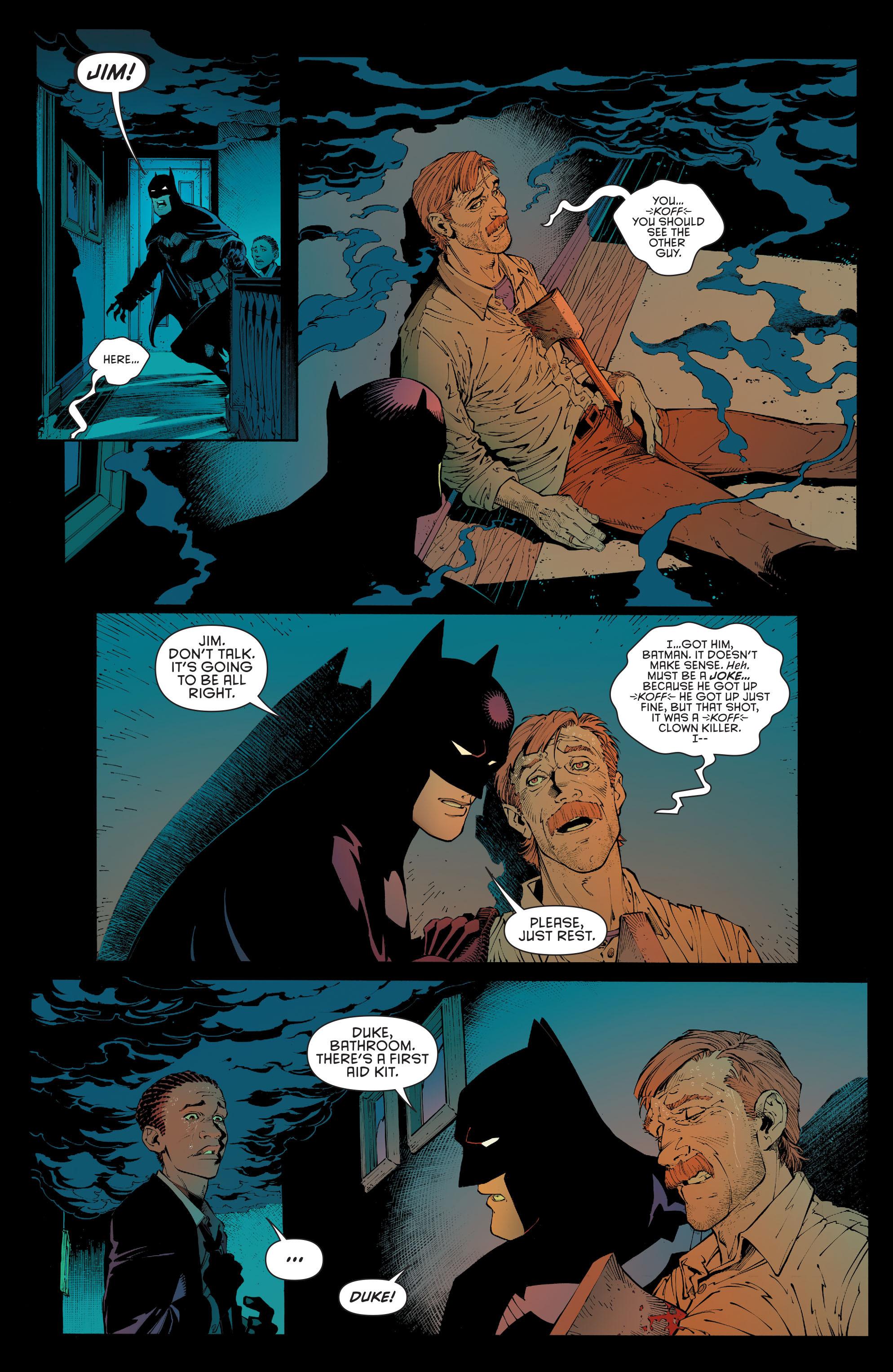 Read online Batman (2011) comic -  Issue # _TPB 7 - 81