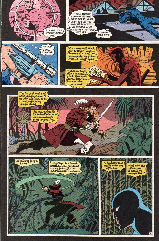 Read online The Phantom (1988) comic -  Issue #4 - 15