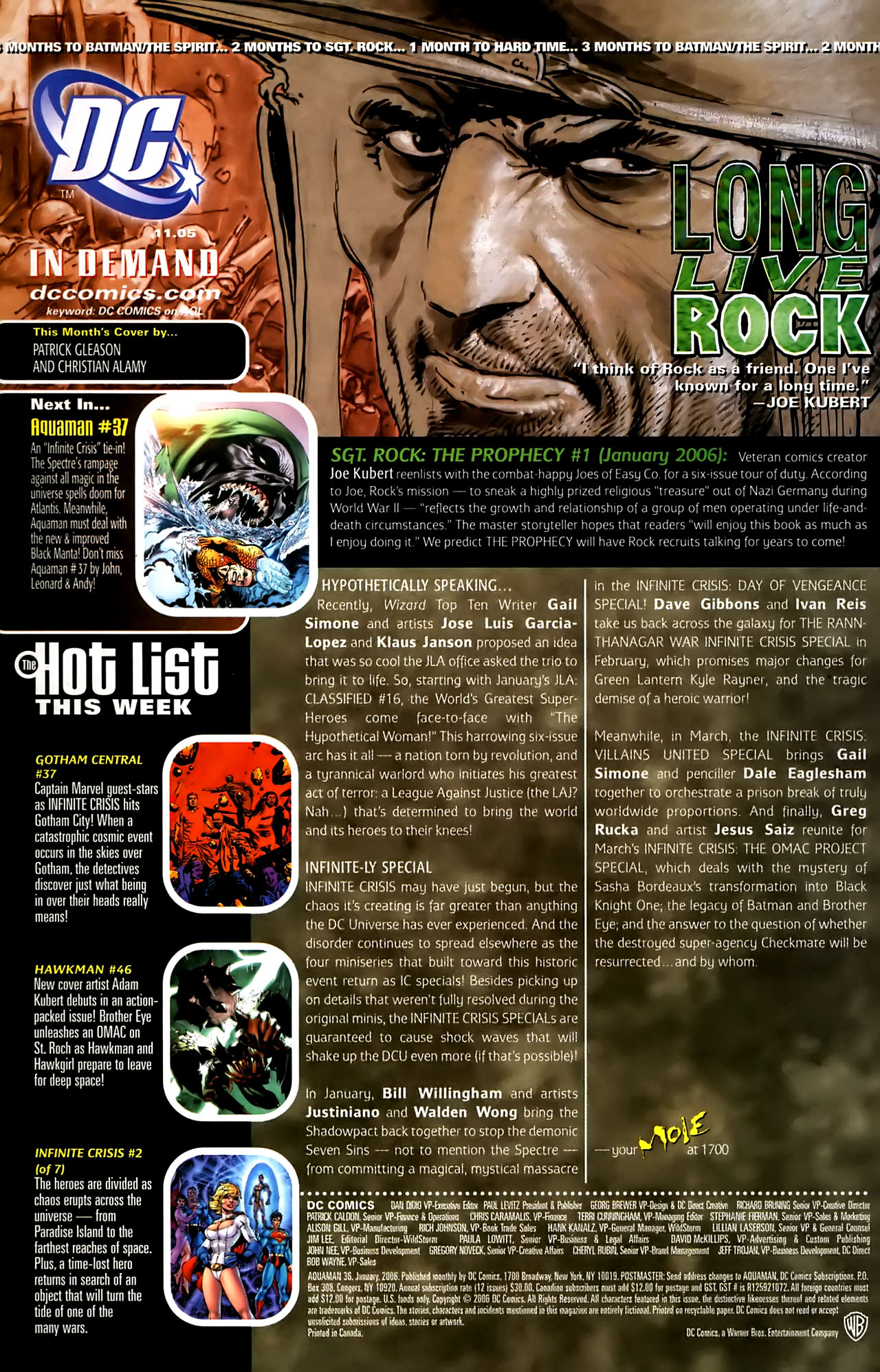 Read online Aquaman (2003) comic -  Issue #36 - 24