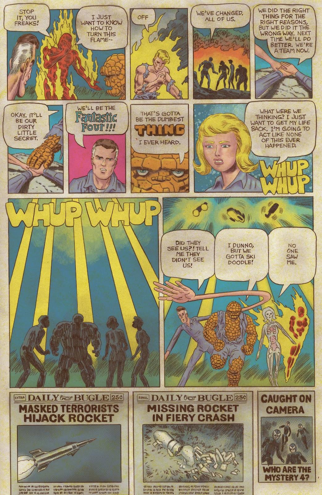 Read online Fantastic Four: Grand Design comic -  Issue #1 - 17
