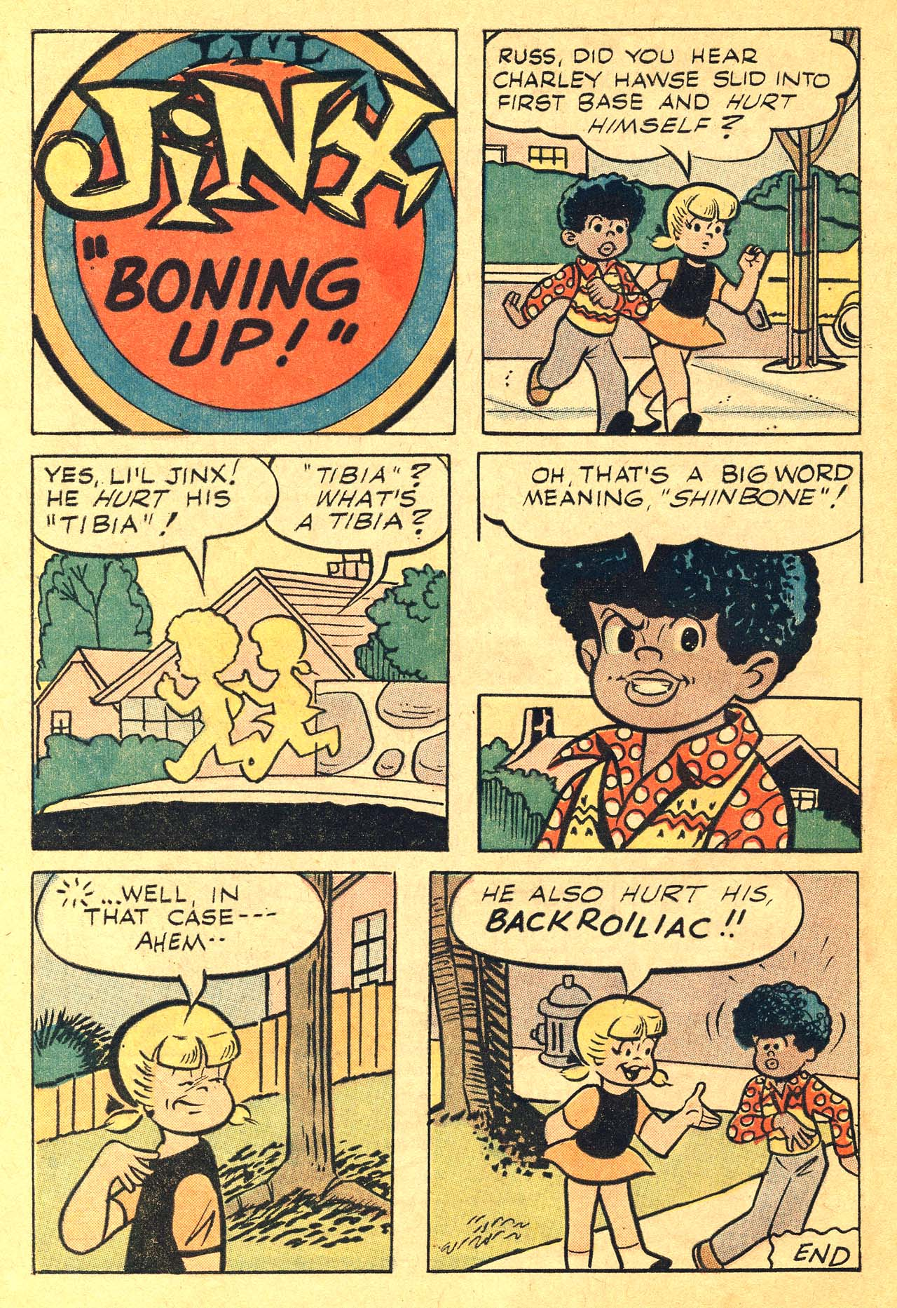 Read online Archie's Girls Betty and Veronica comic -  Issue #210 - 10