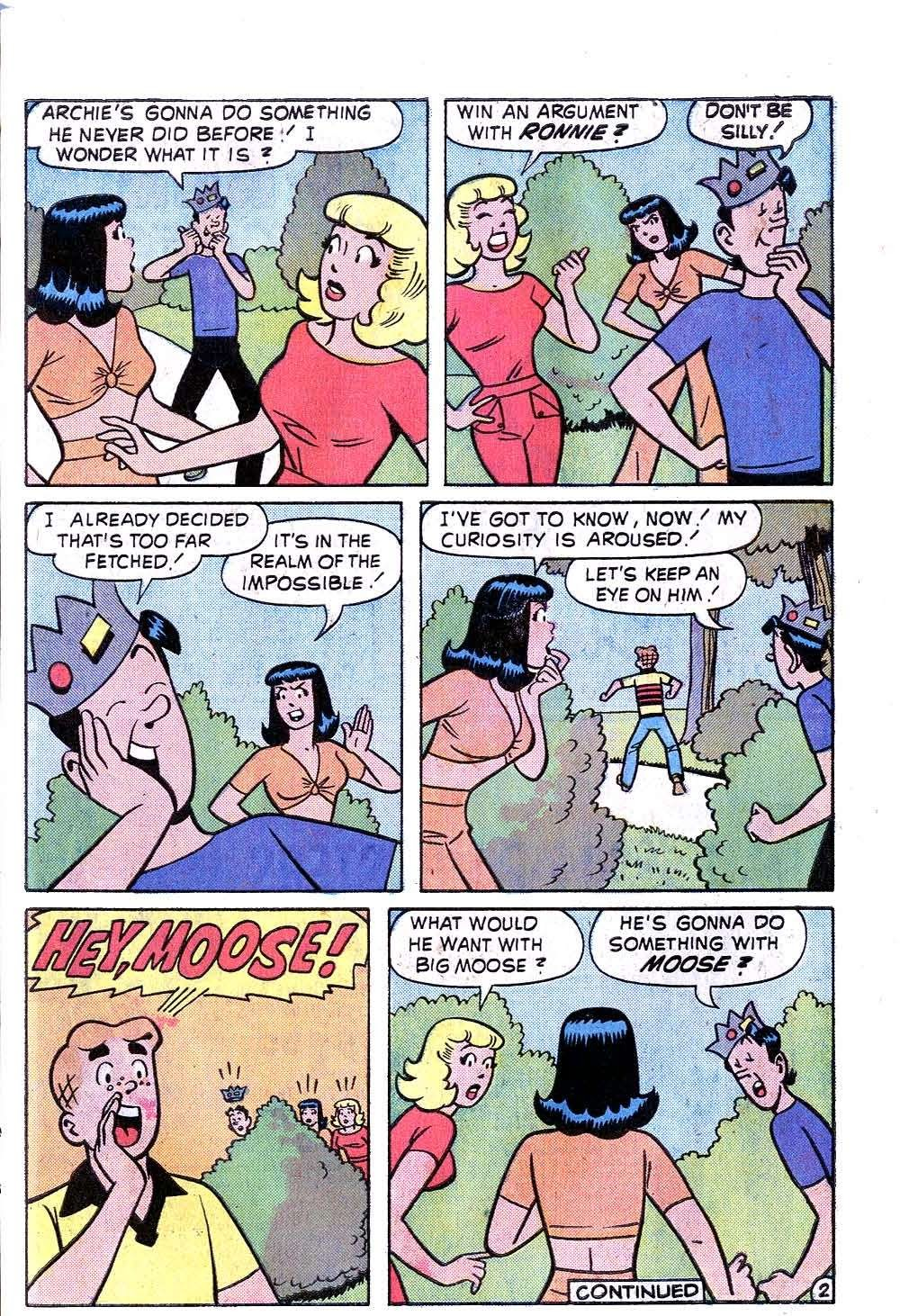 Read online Archie (1960) comic -  Issue #240 - 27
