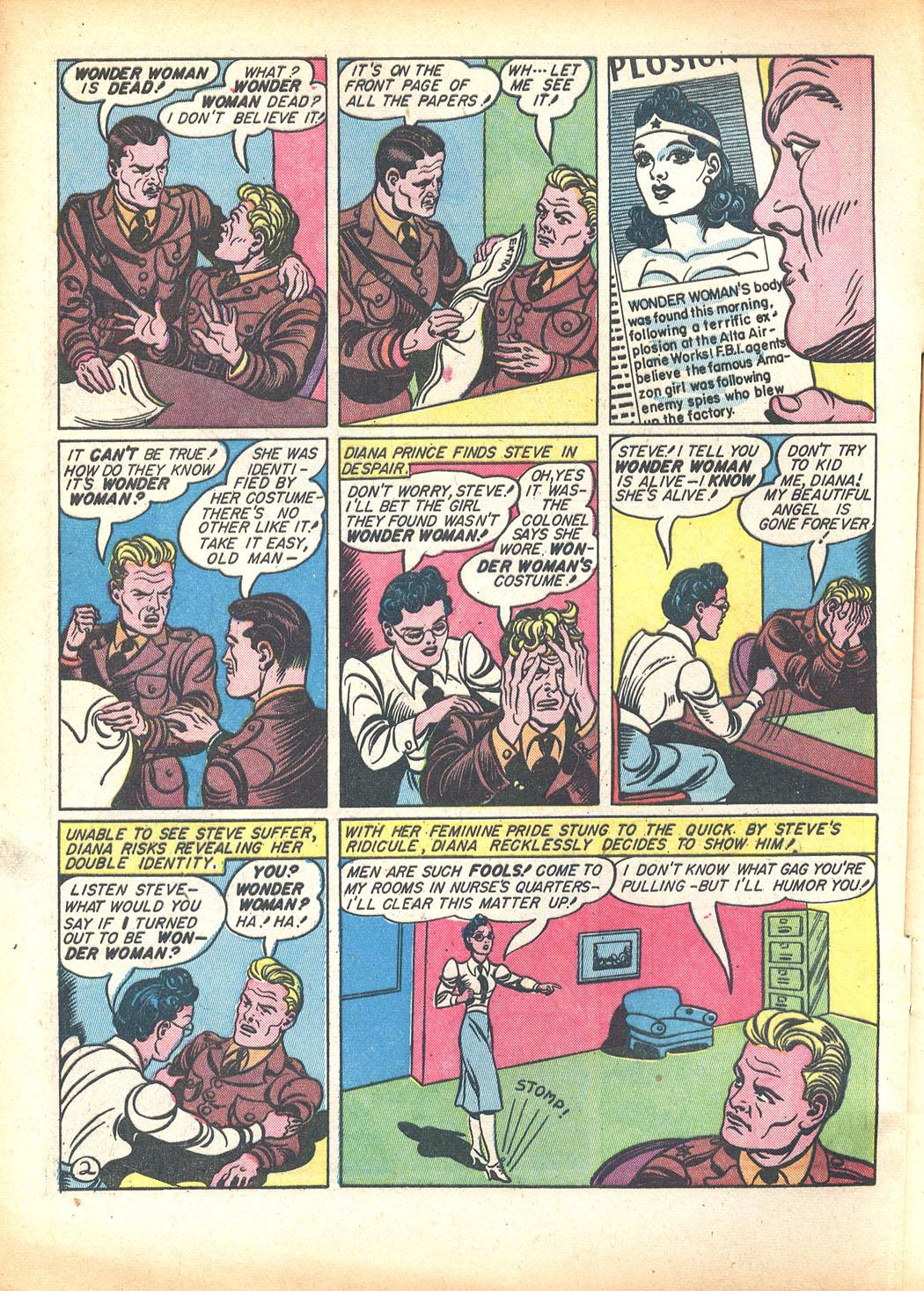 Read online Sensation (Mystery) Comics comic -  Issue #13 - 4