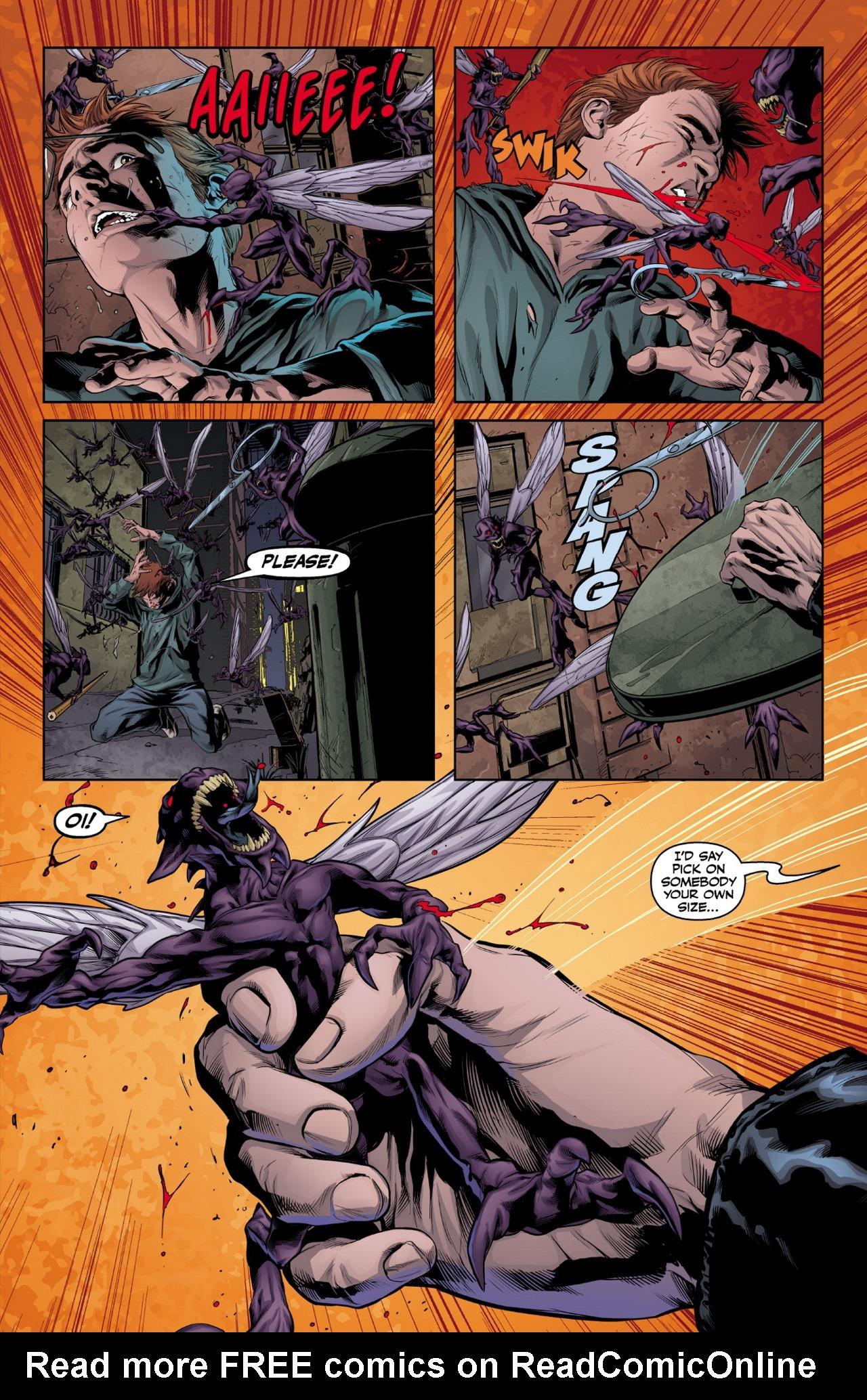 Read online Angel & Faith Season 10 comic -  Issue #1 - 5