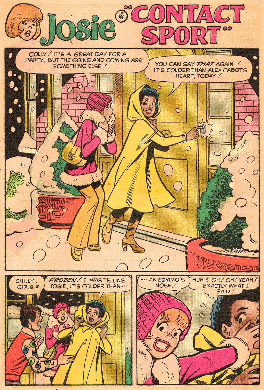 Read online She's Josie comic -  Issue #82 - 29