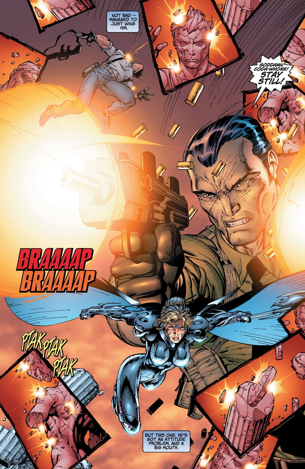 Read online Divine Right comic -  Issue # _TPB The Adventures of Max Faraday (Part 2) - 28