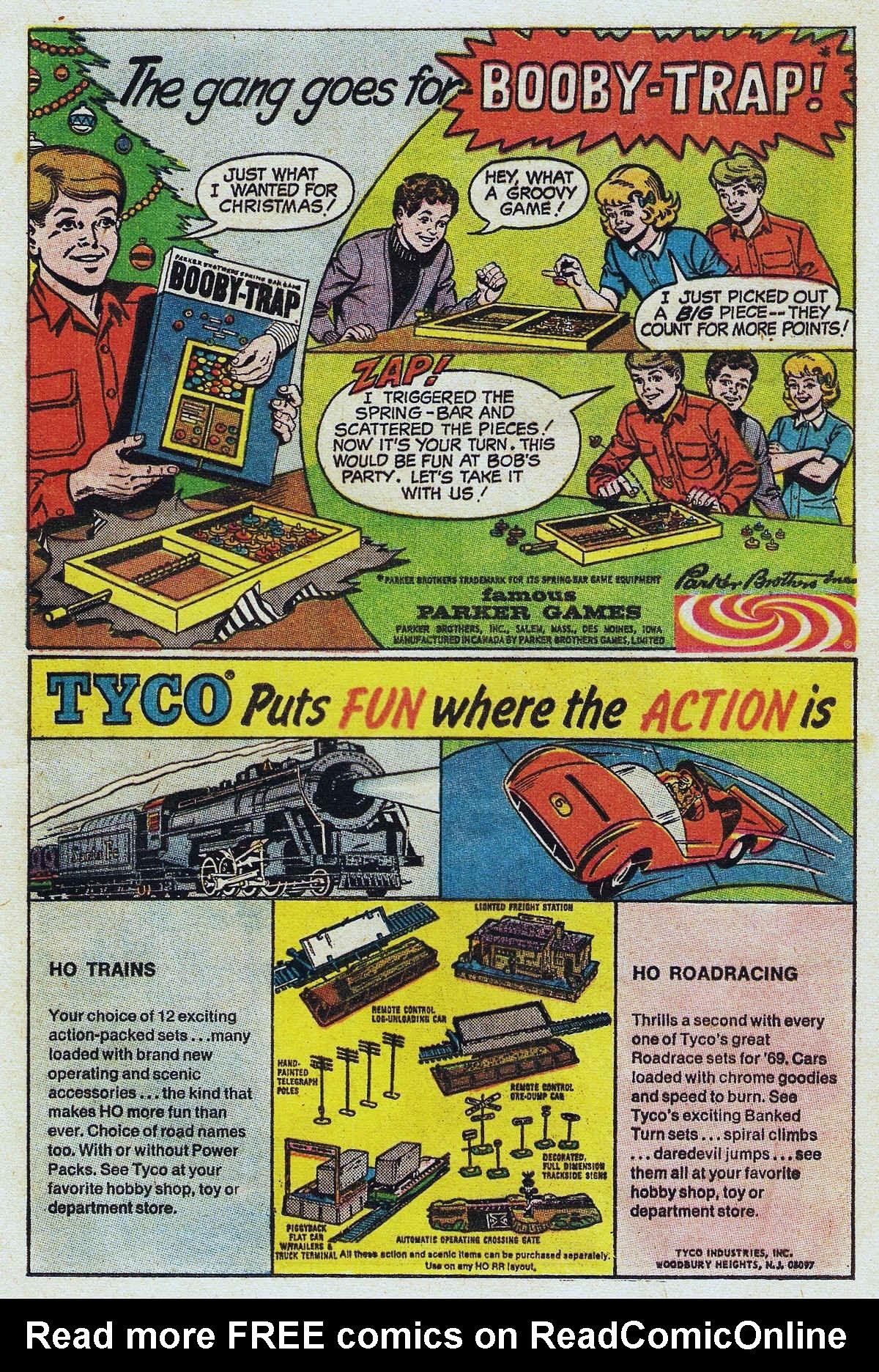 Read online Adventure Comics (1938) comic -  Issue #376 - 17