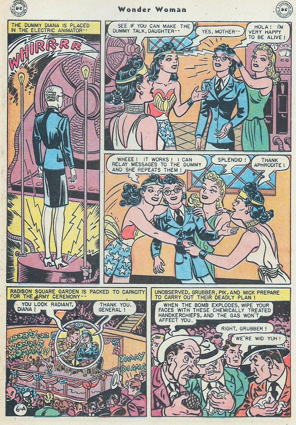 Read online Wonder Woman (1942) comic -  Issue #27 - 8