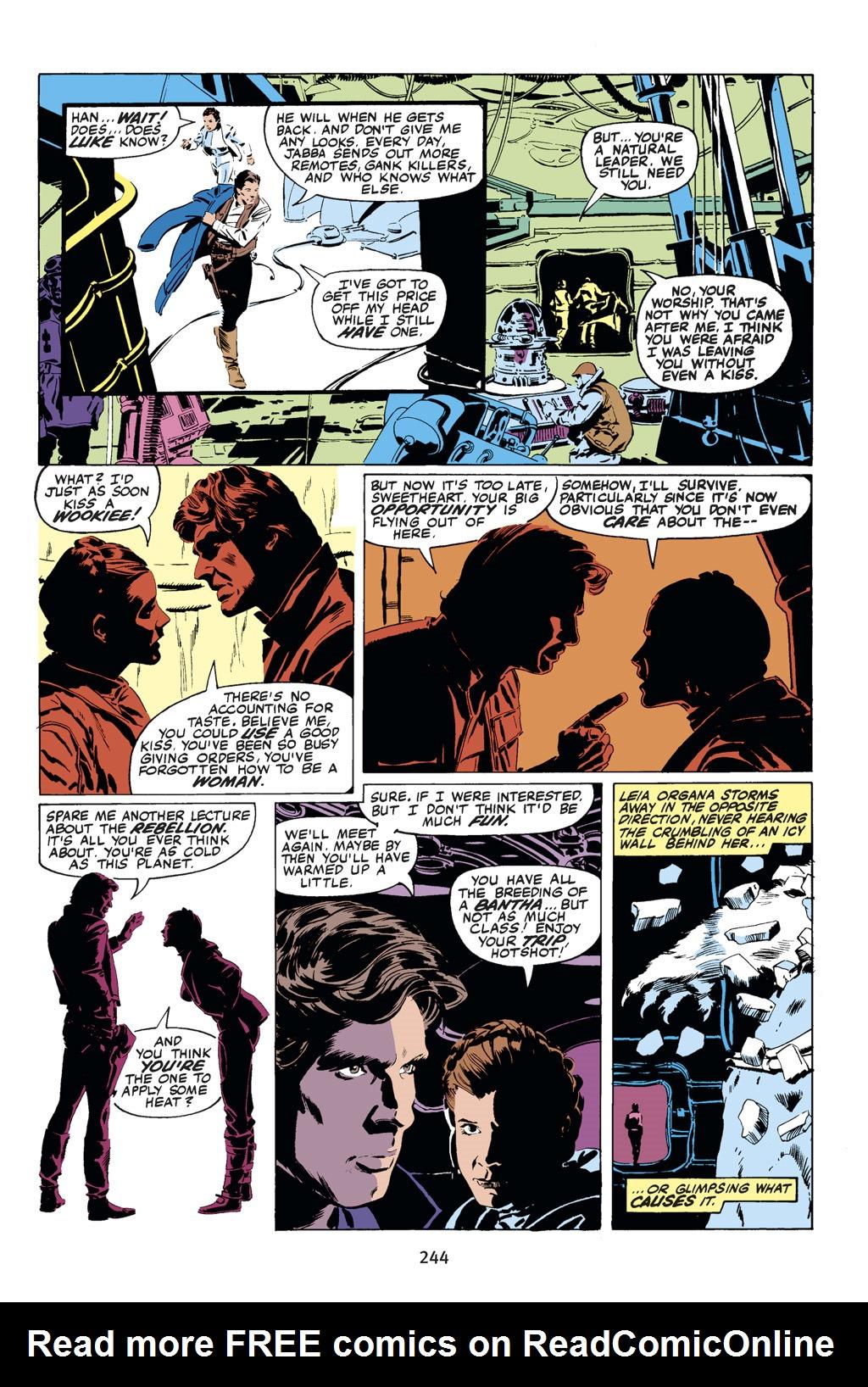 Read online Star Wars Omnibus comic -  Issue # Vol. 14 - 242