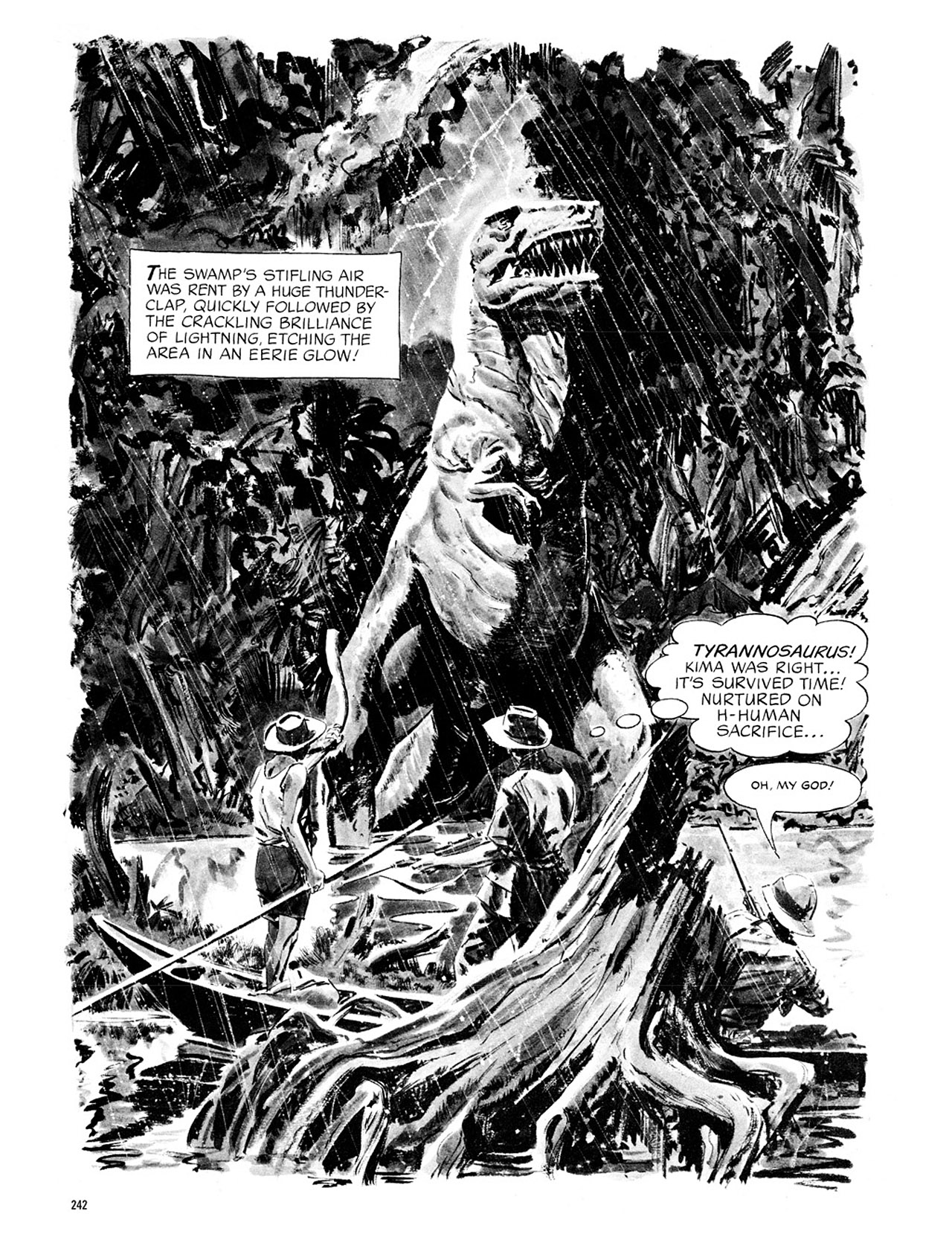 Read online Eerie Archives comic -  Issue # TPB 1 - 243