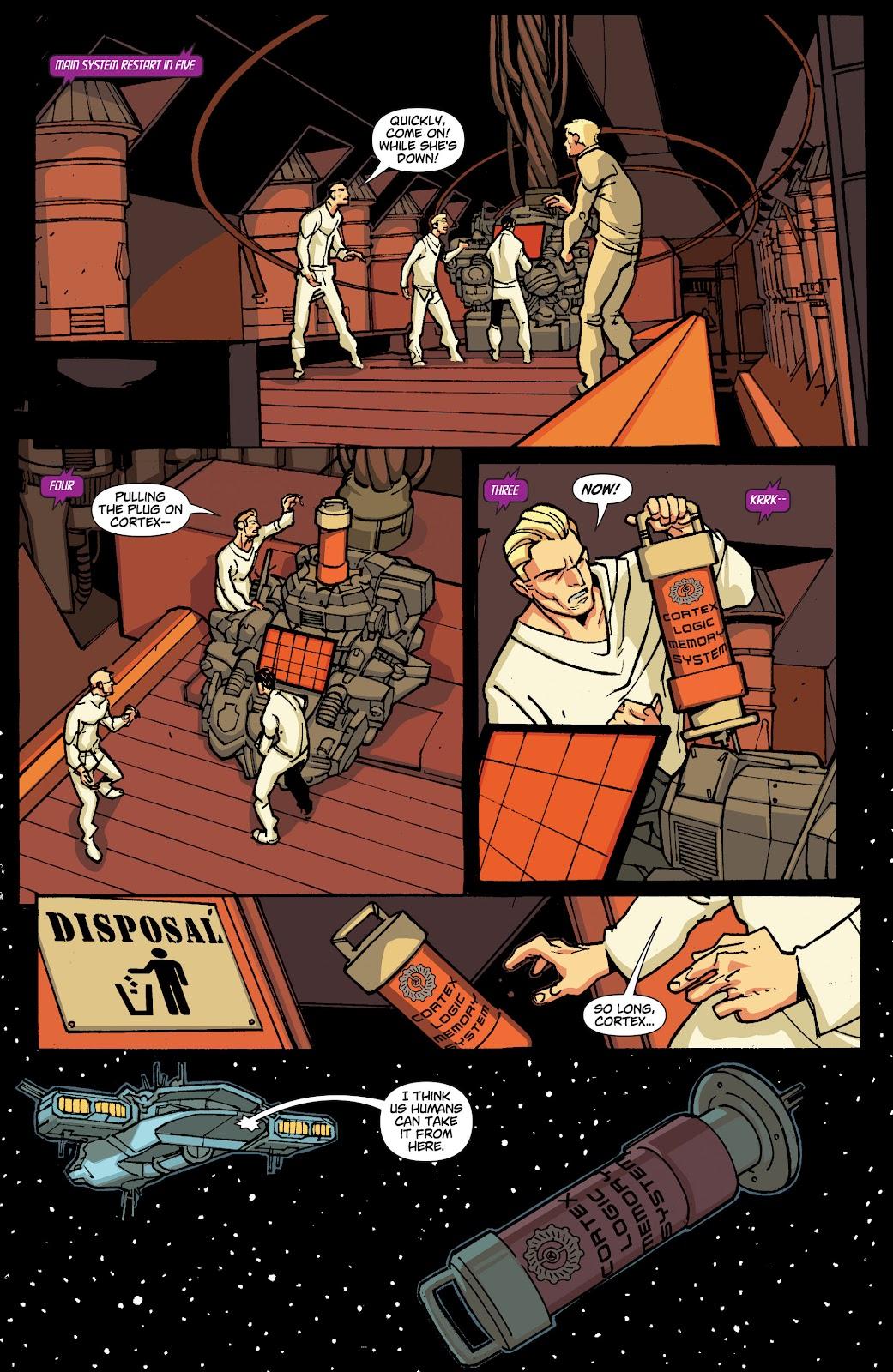 Read online Strange Adventures (2014) comic -  Issue # TPB (Part 1) - 92