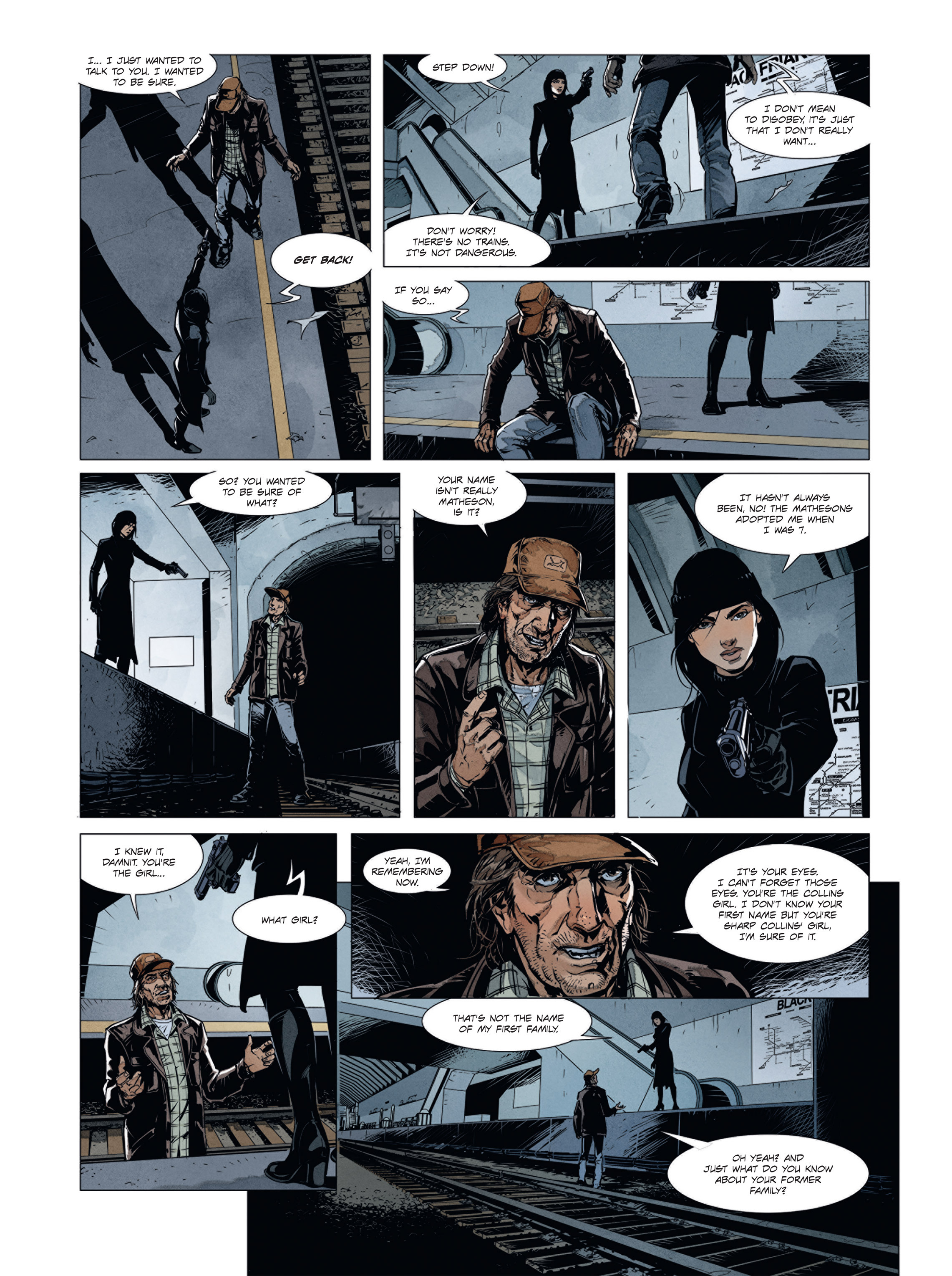 Read online Alice Matheson comic -  Issue #1 - 93