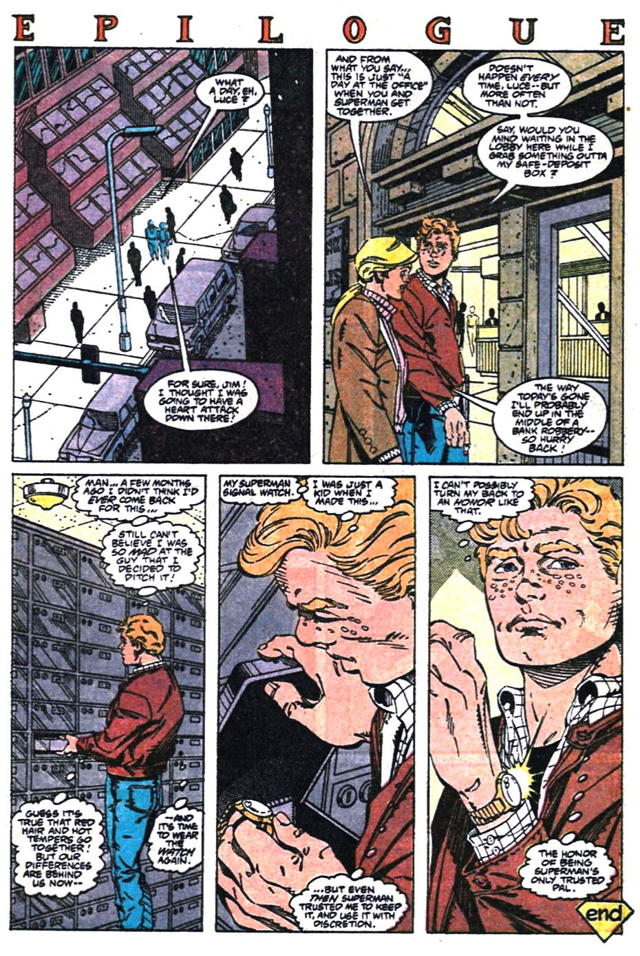 Adventures of Superman (1987) 475 Page 22