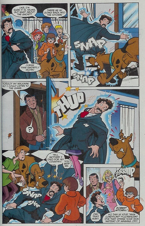 Read online Scooby-Doo (1997) comic -  Issue #129 - 11
