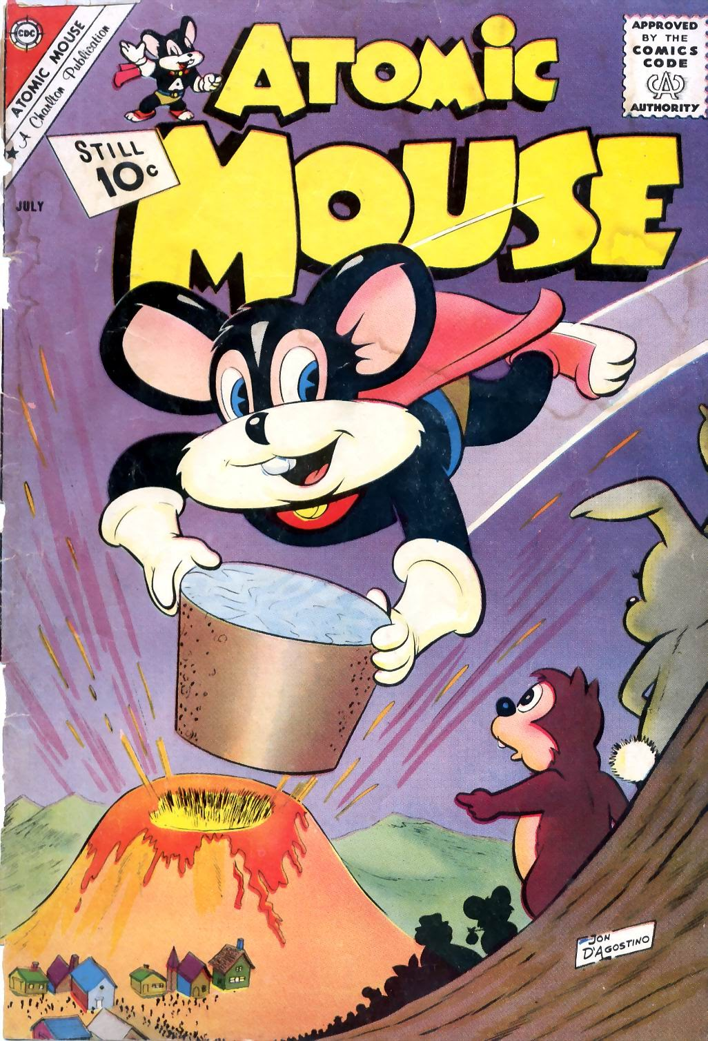 Atomic Mouse issue 43 - Page 1