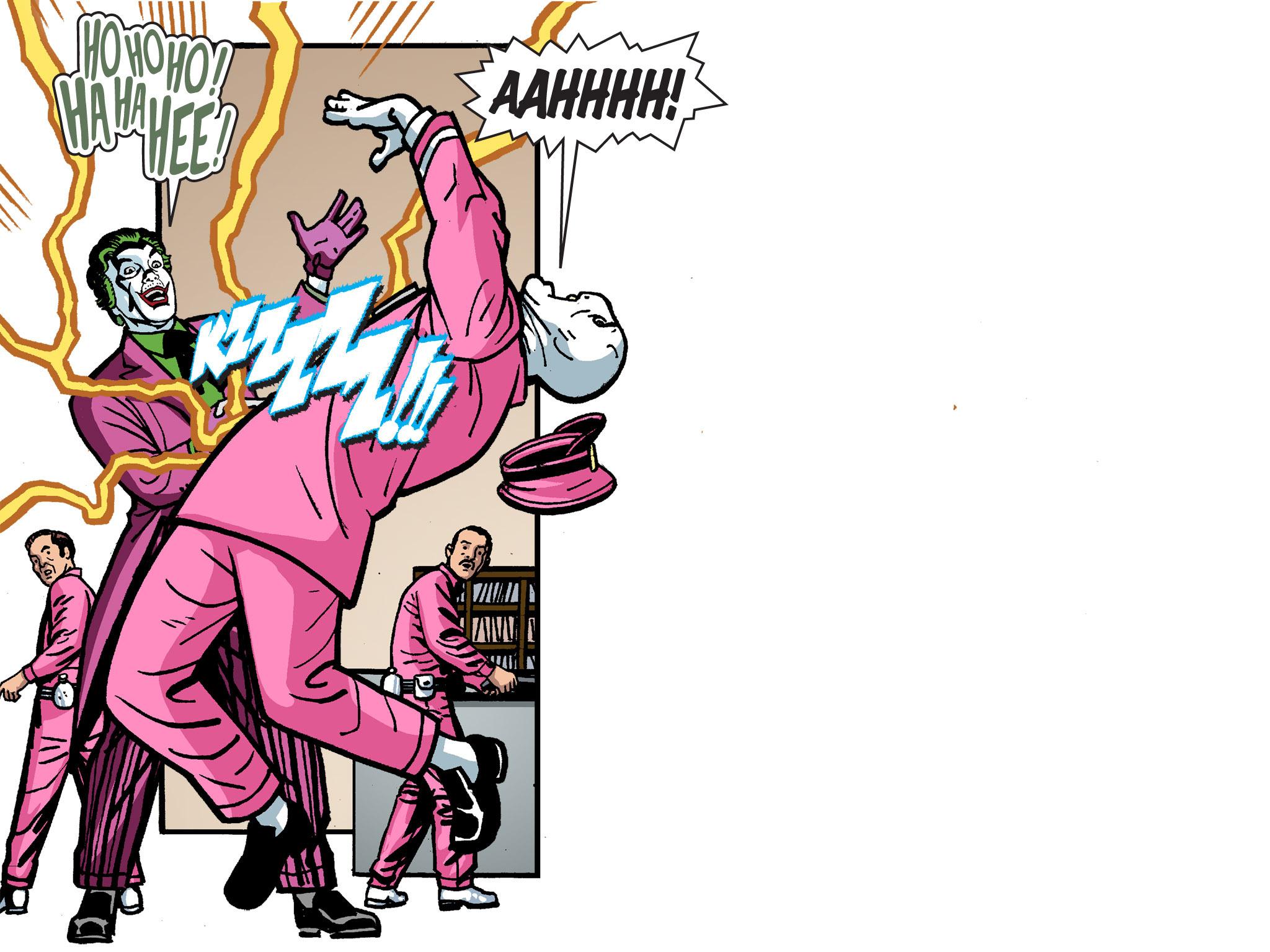 Read online Batman '66 Meets the Green Hornet [II] comic -  Issue #4 - 23