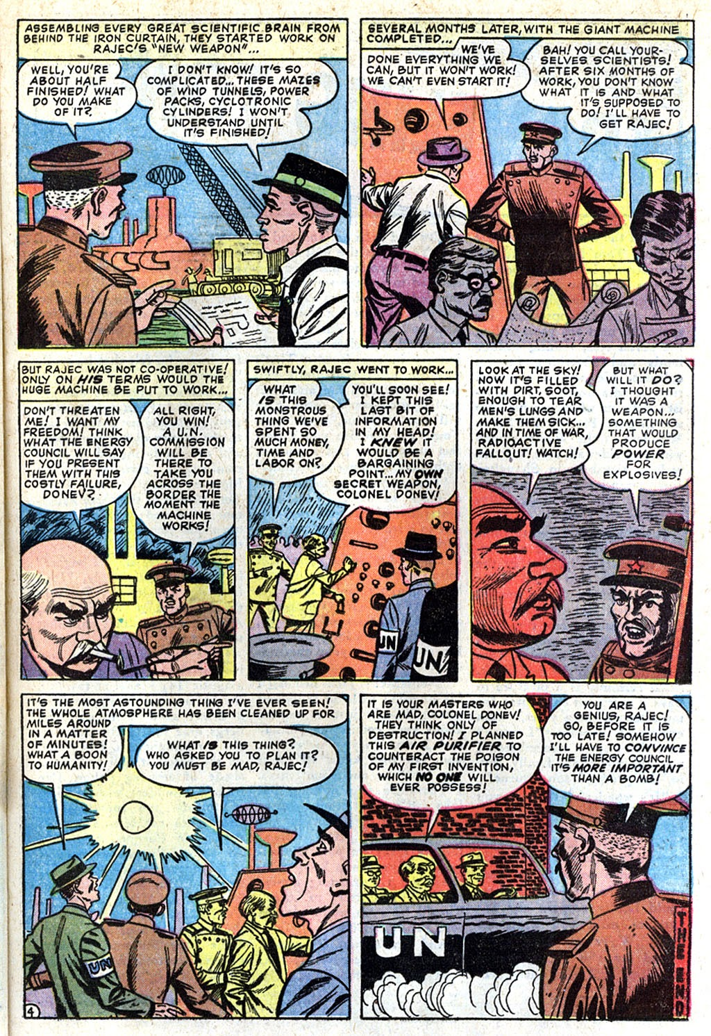 Mystic (1951) issue 61 - Page 21