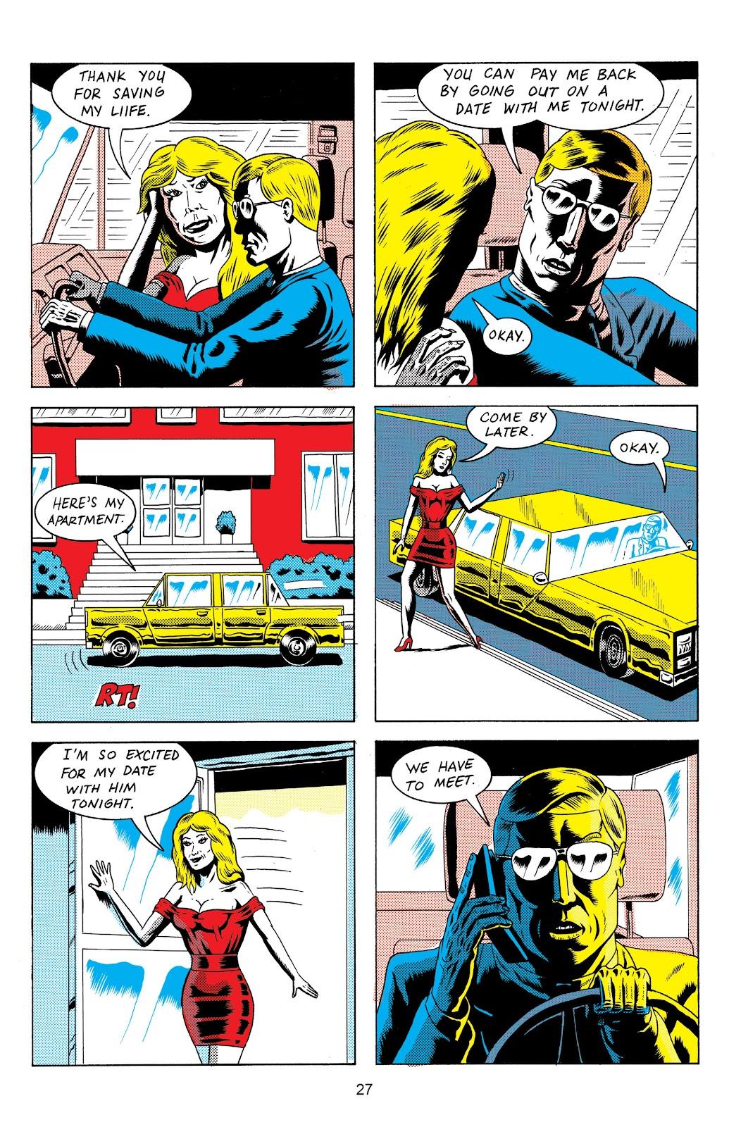 Read online Terror Assaulter: O.M.W.O.T (One Man War On Terror) comic -  Issue # TPB - 28