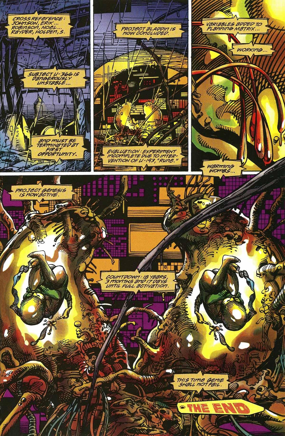 Read online Rune (1994) comic -  Issue #5 - 28