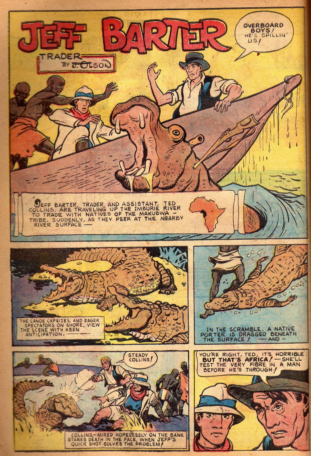 Bang-Up Comics issue 1 - Page 21