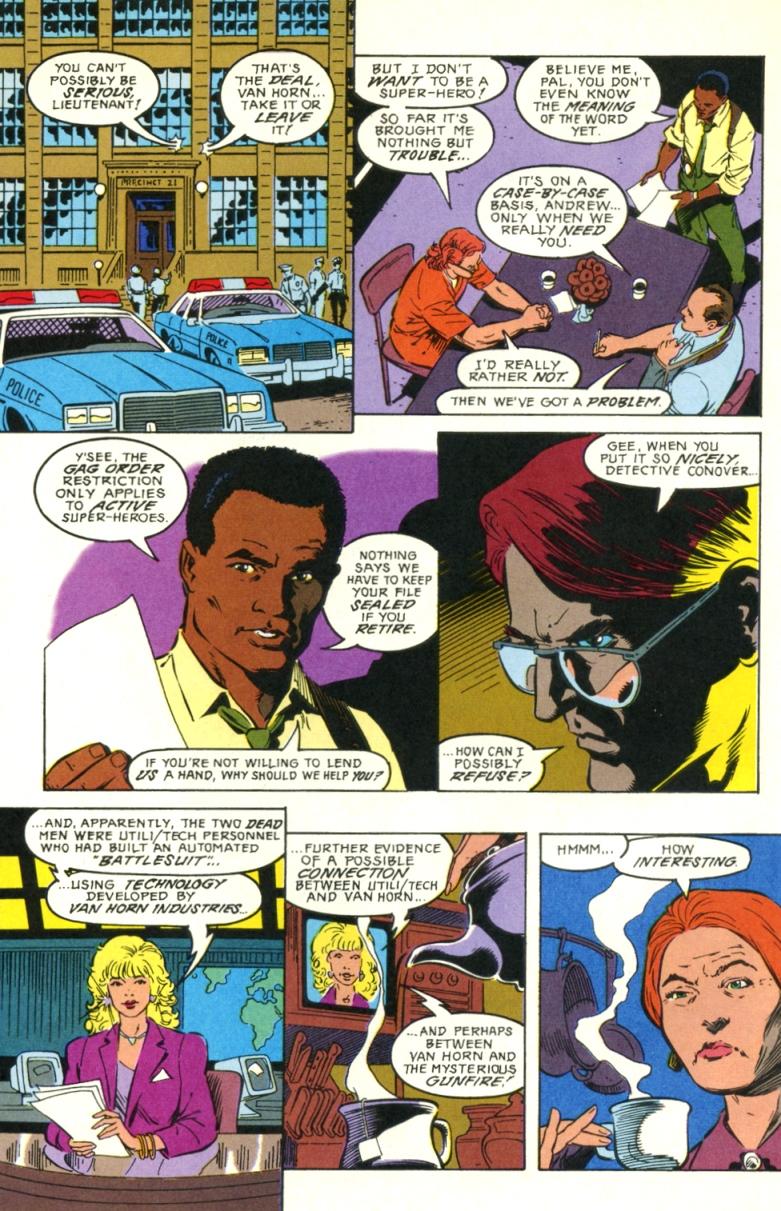 Read online Gunfire comic -  Issue #5 - 8