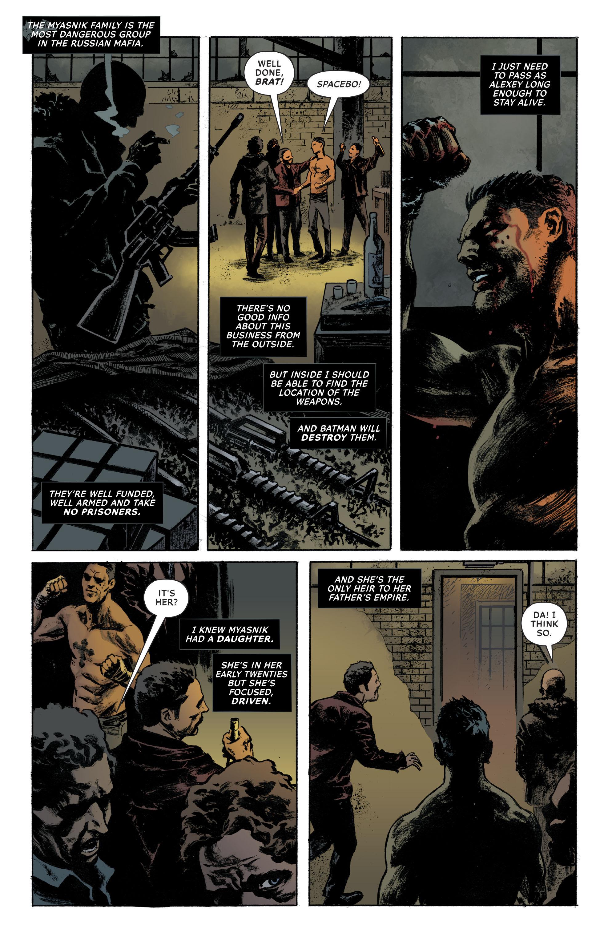 Read online All-Star Batman comic -  Issue #10 - 33