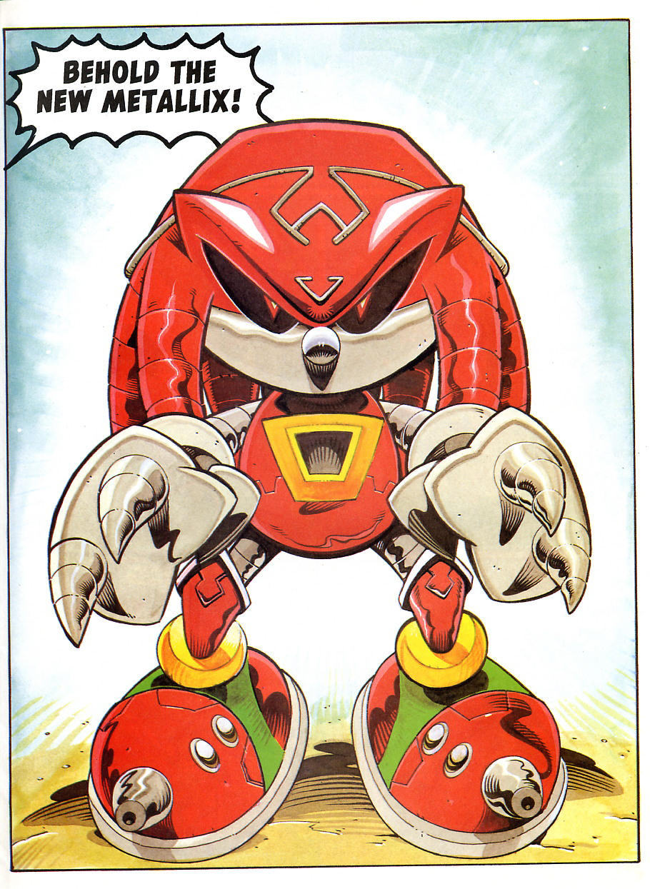 Read online Sonic the Comic comic -  Issue #108 - 7
