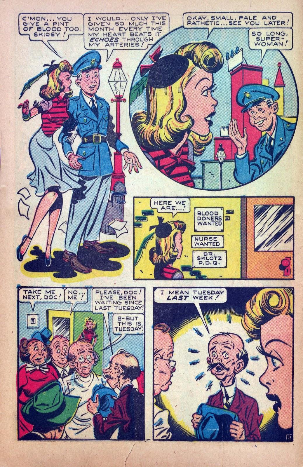 Read online Joker Comics comic -  Issue #18 - 4