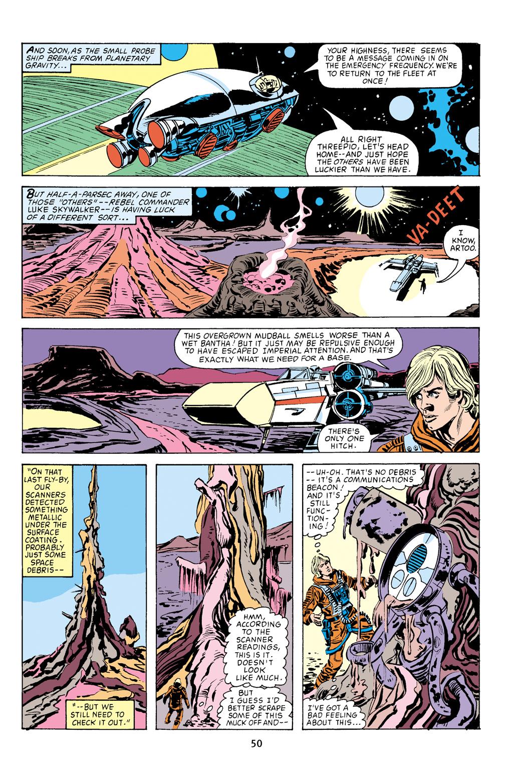 Read online Star Wars Omnibus comic -  Issue # Vol. 16 - 51