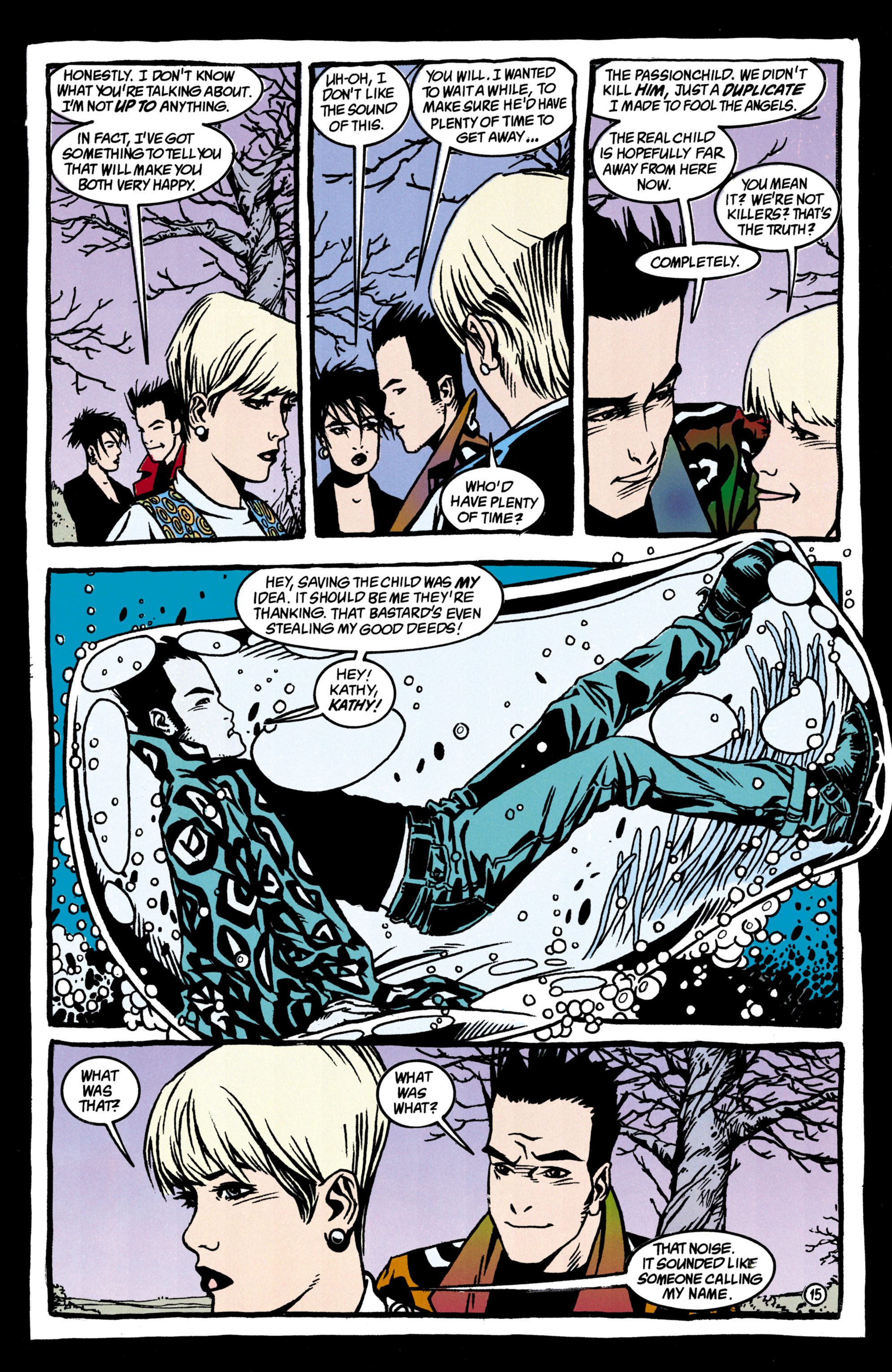 Read online Shade, the Changing Man comic -  Issue #38 - 16